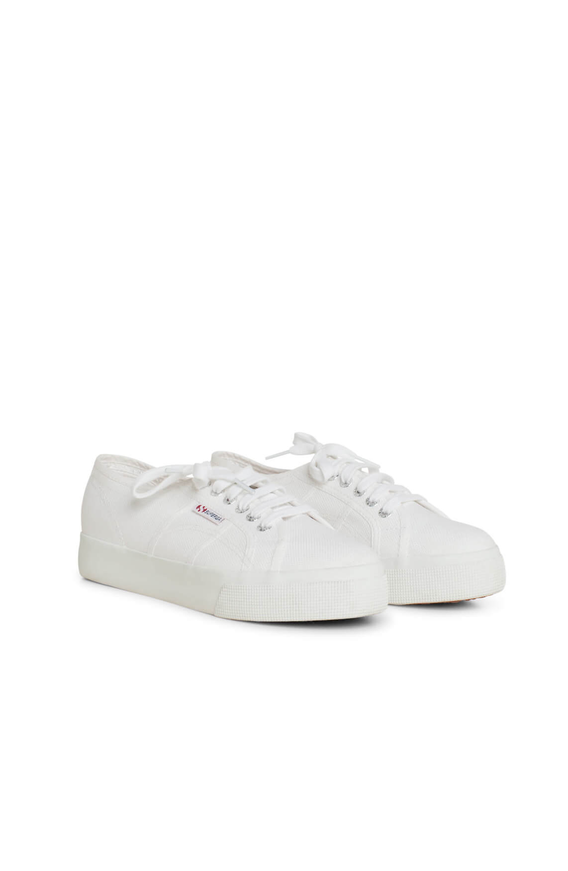 Superga Dames Witte sneaker wit