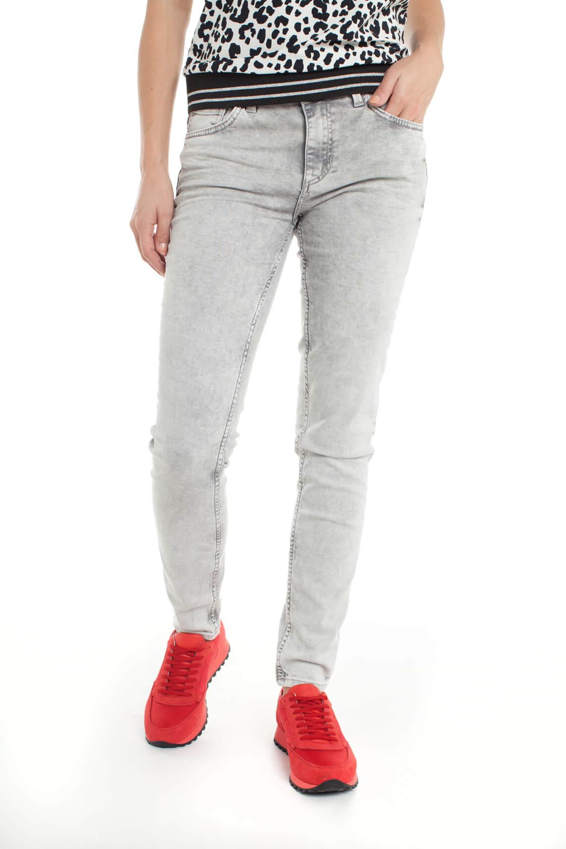 Rosner Dames Antonia garment dye jeans Grijs