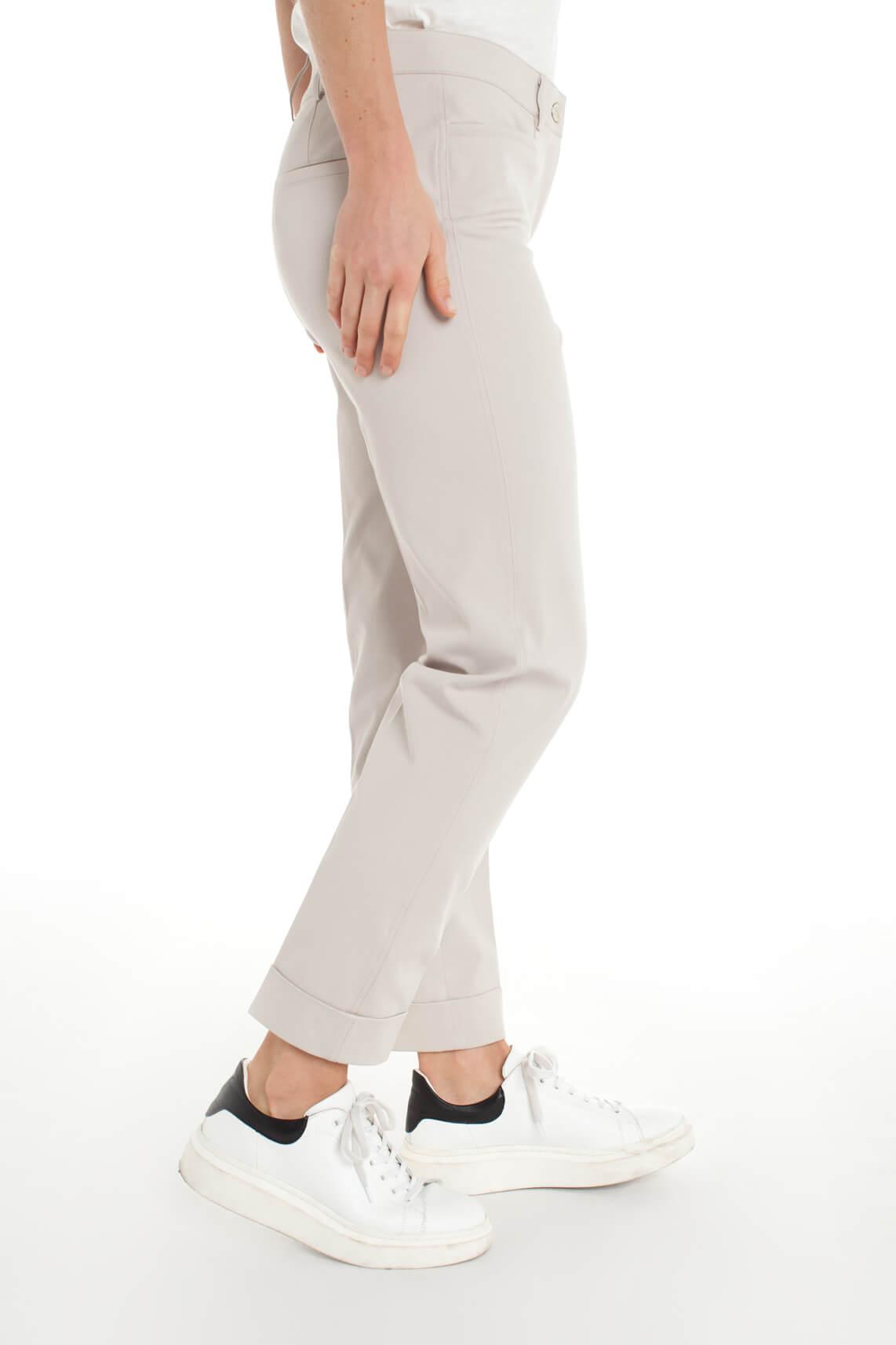 Cambio Dames Renira pantalon Ecru