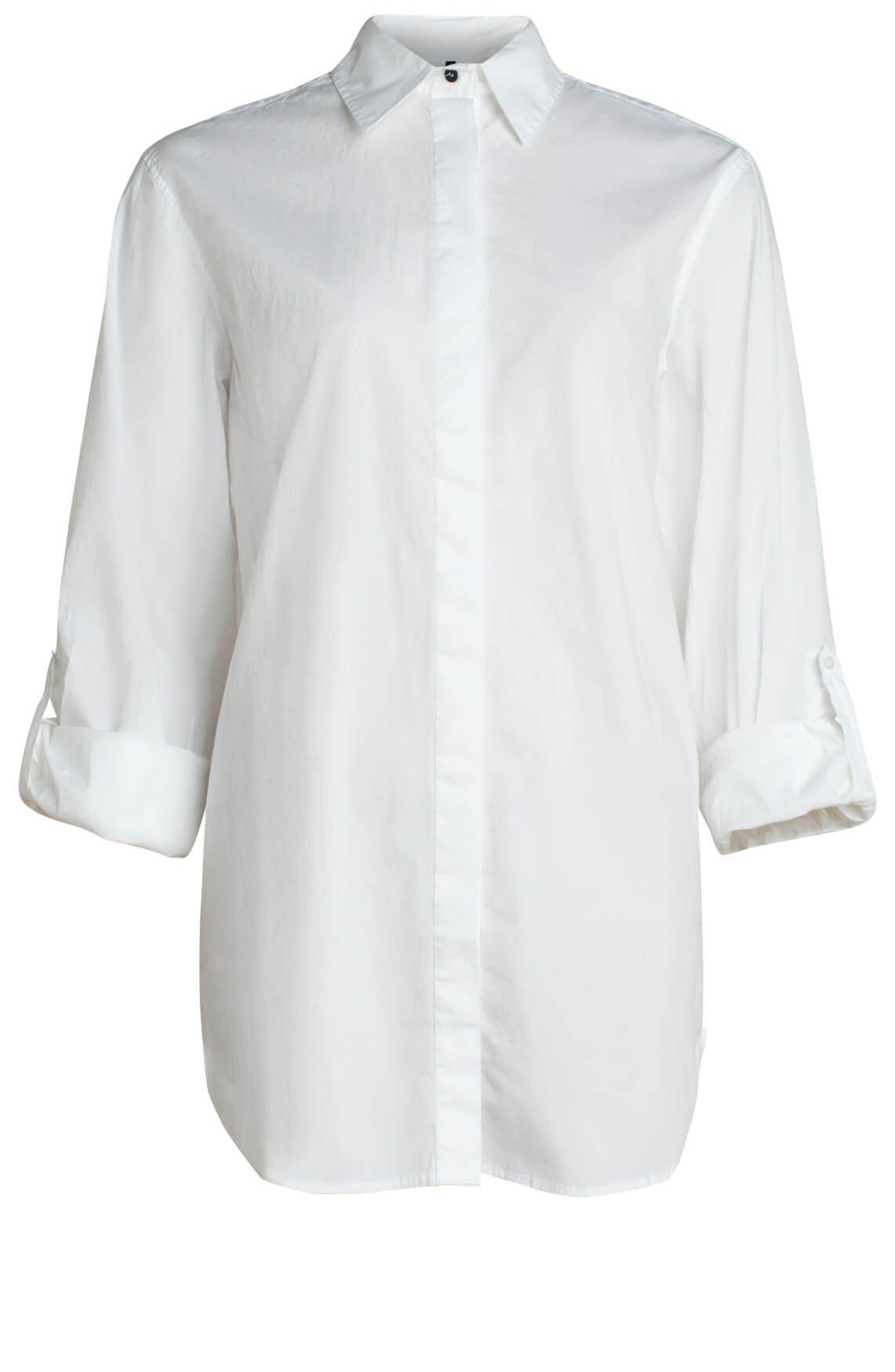 10 Days Dames Oversized blouse wit