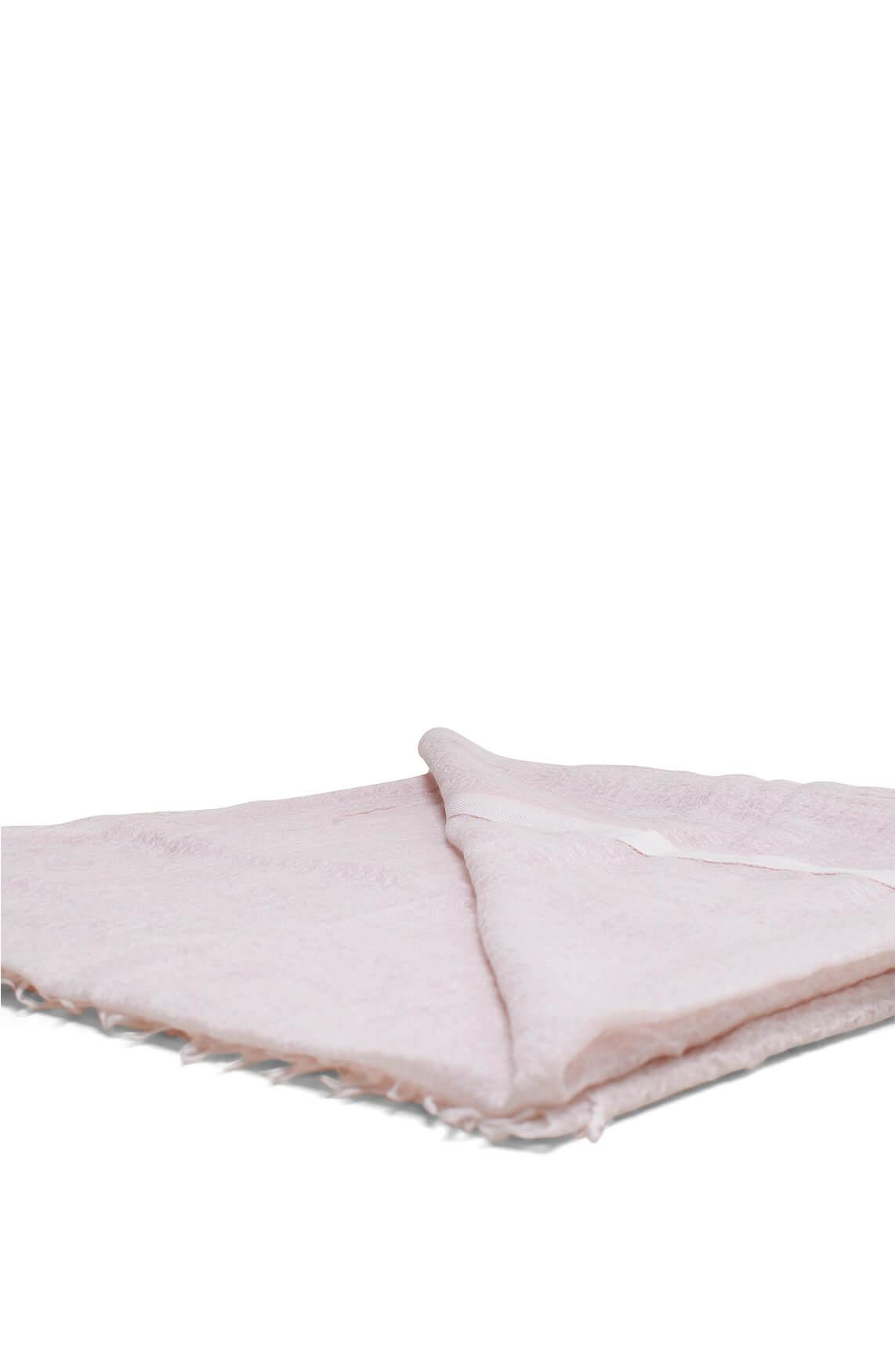 10 Days Dames Zachte wollen shawl roze