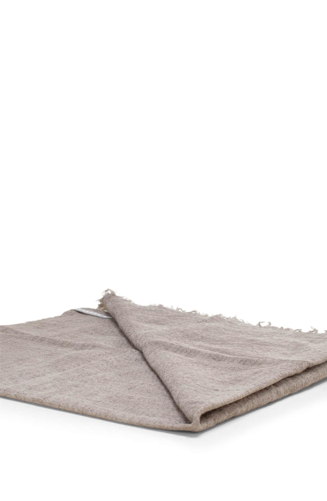 10 Days Dames Zachte wollen shawl Ecru