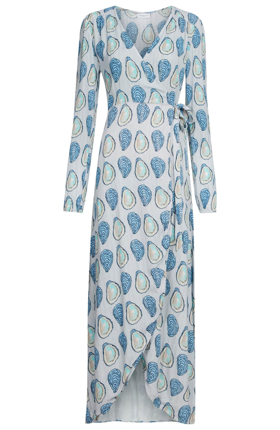 Fabienne Chapot Dames Natasja Nicola jurk Blauw