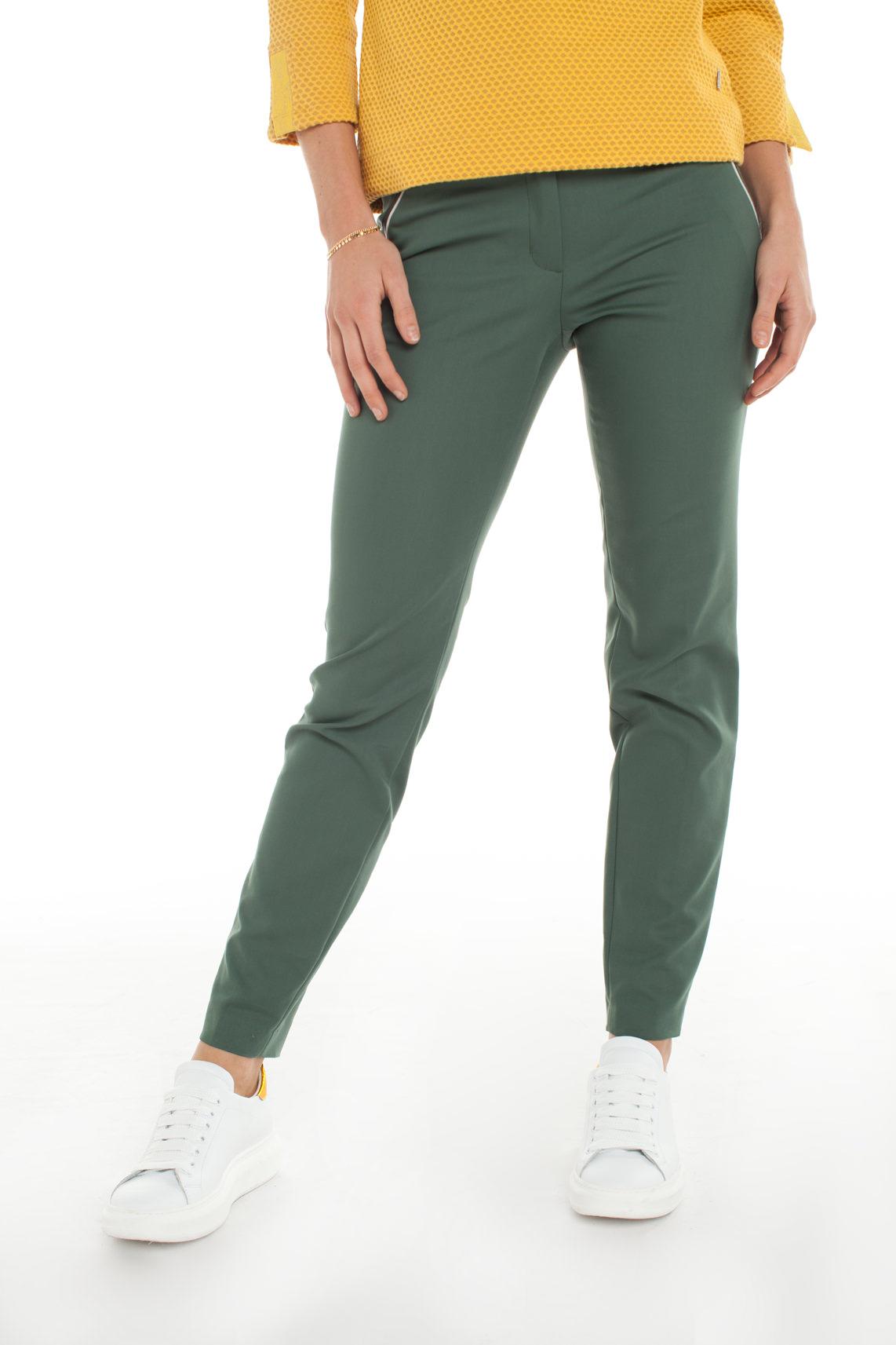 Anna Dames Heren pantalon groen