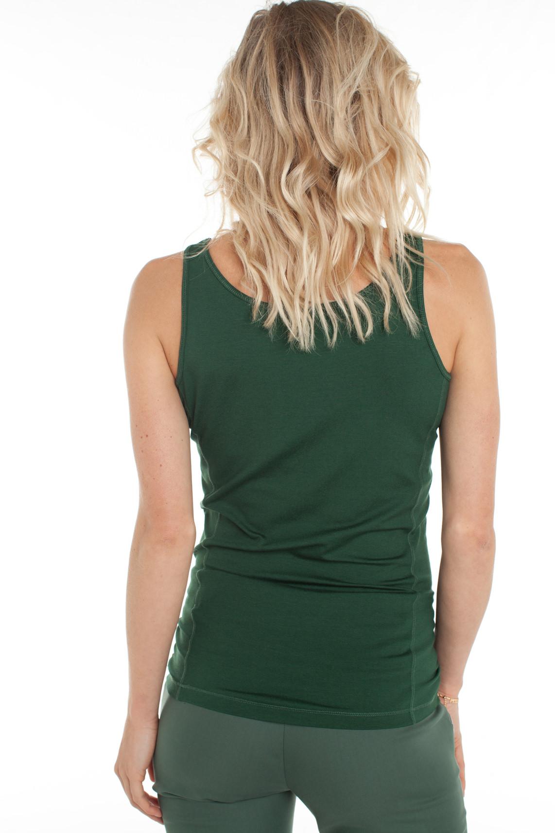 Anna Dames Top groen