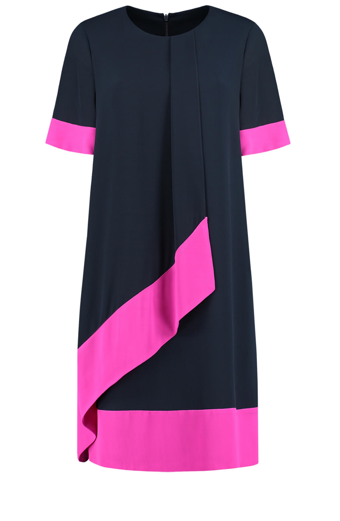 Fifth House Dames Siri jurk Blauw