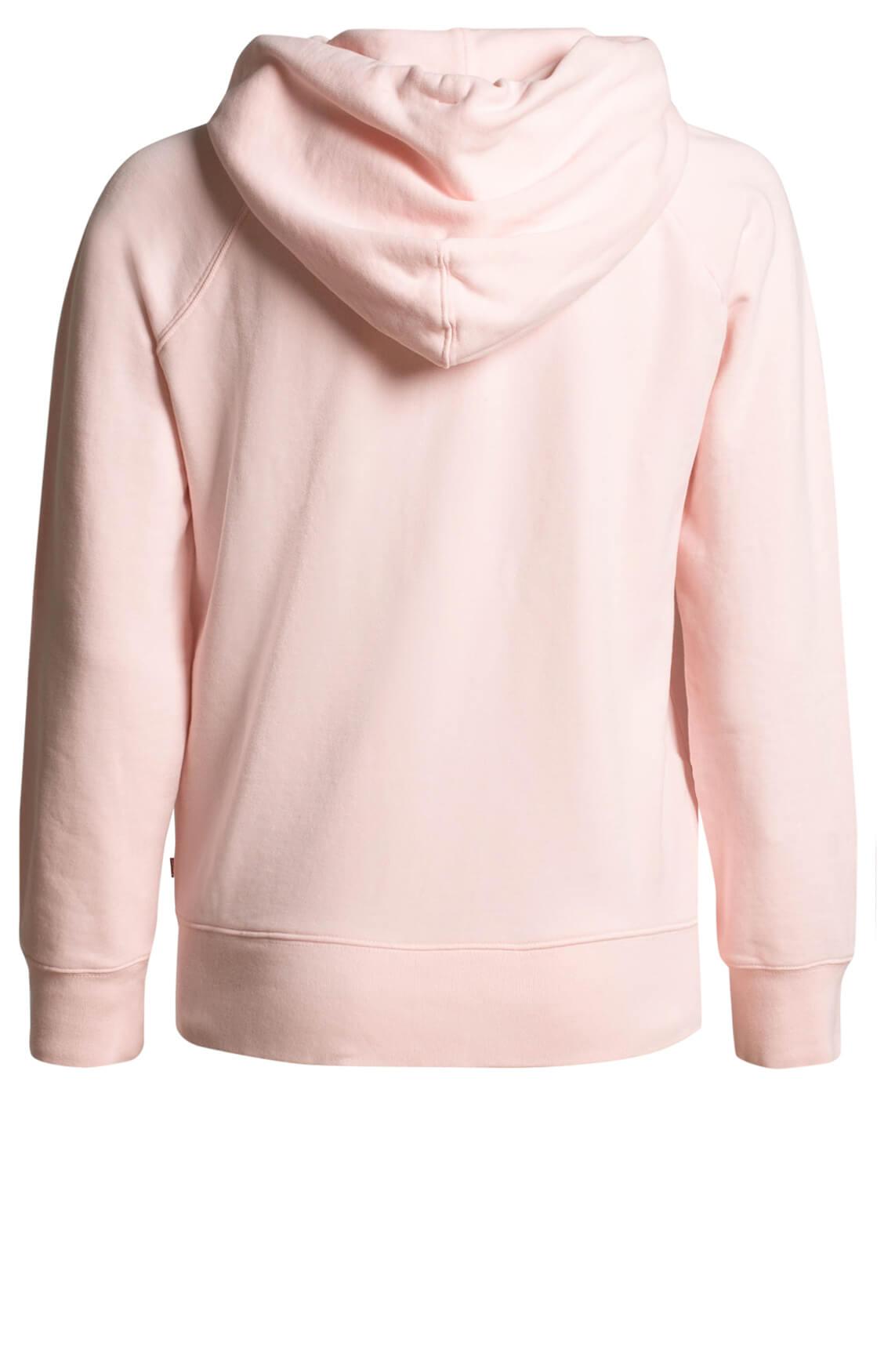 Levi s Dames Sweater met capuchon roze
