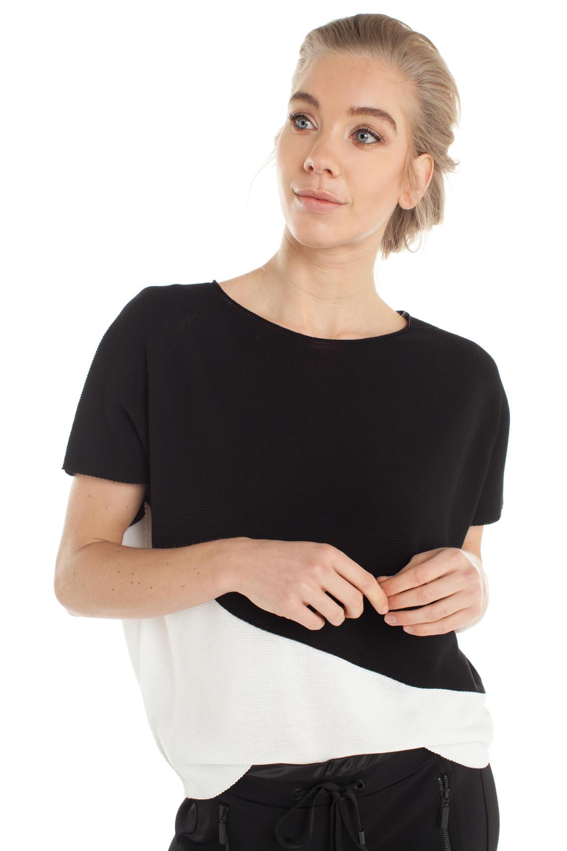 Drykorn Dames Samela luxe shirt zwart