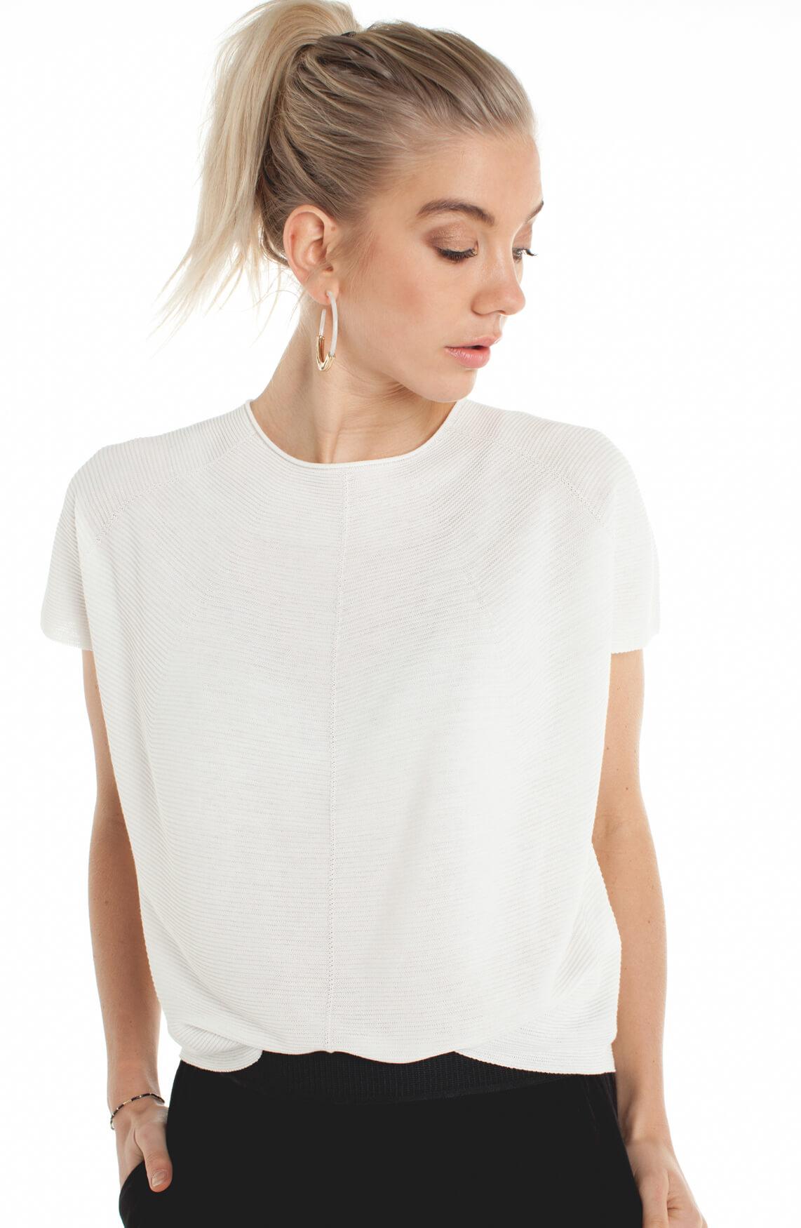 Drykorn Dames Samela luxe shirt wit