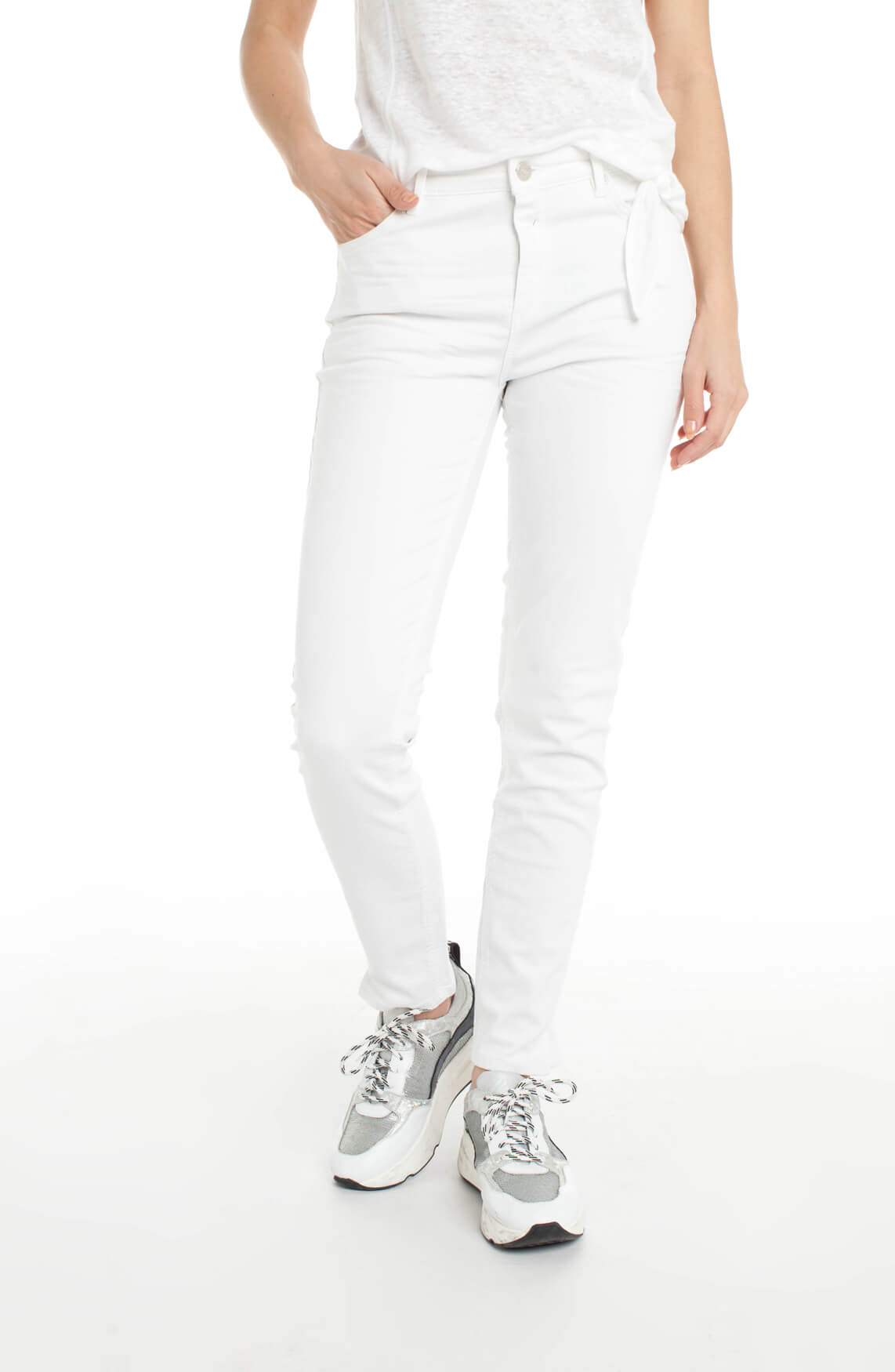 Rosner Dames Antonia jeans wit