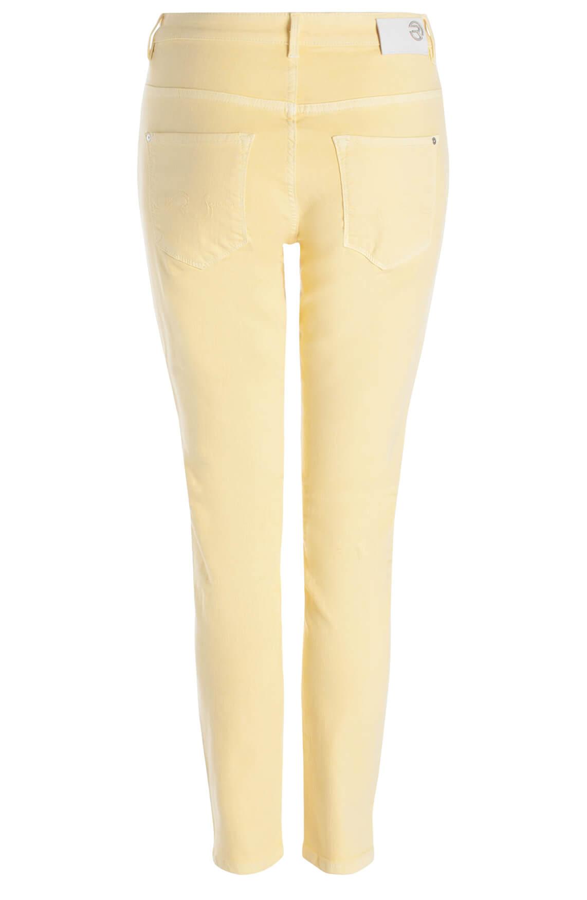 Rosner Dames Antonia jeans geel