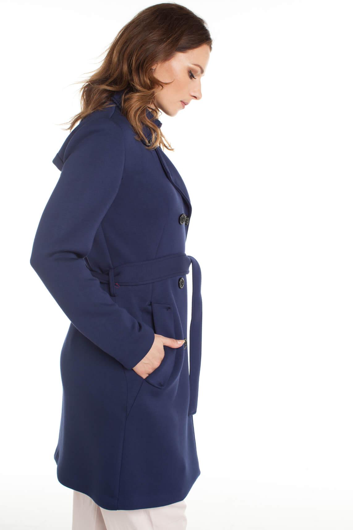 Beaumont Dames Trenchcoat Blauw