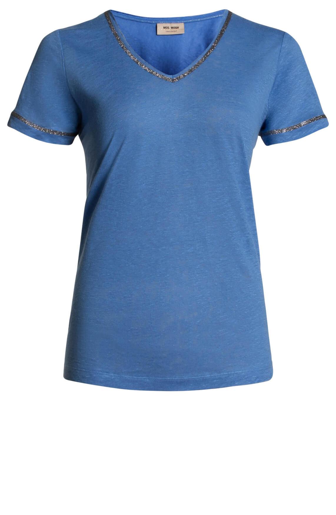 Mos Mosh Dames Gina shirt Blauw