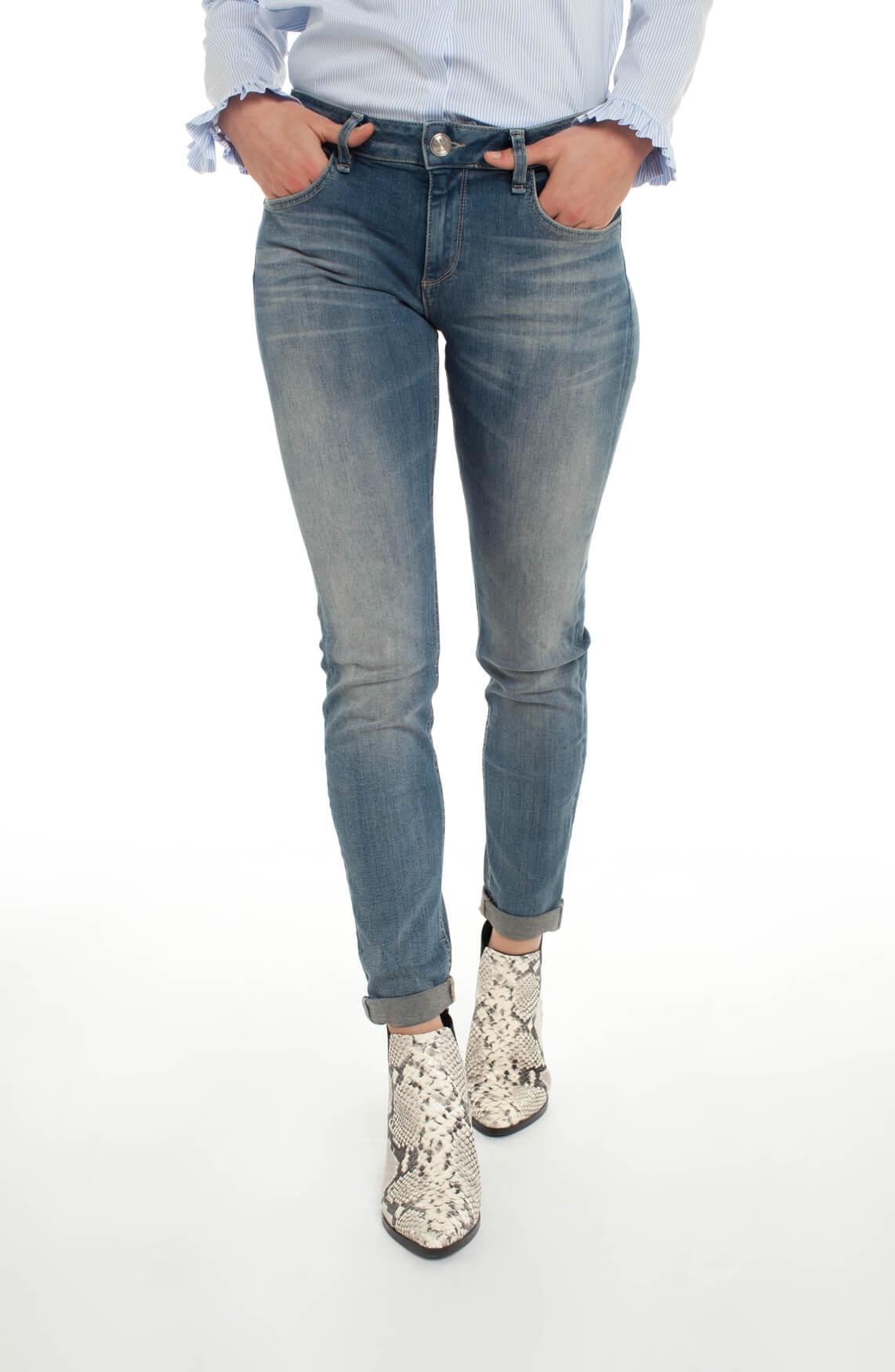Mos Mosh Dames Sumner ida jeans Blauw