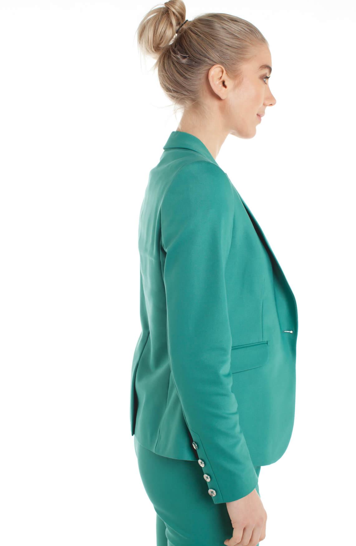 Mos Mosh Dames Blake blazer groen