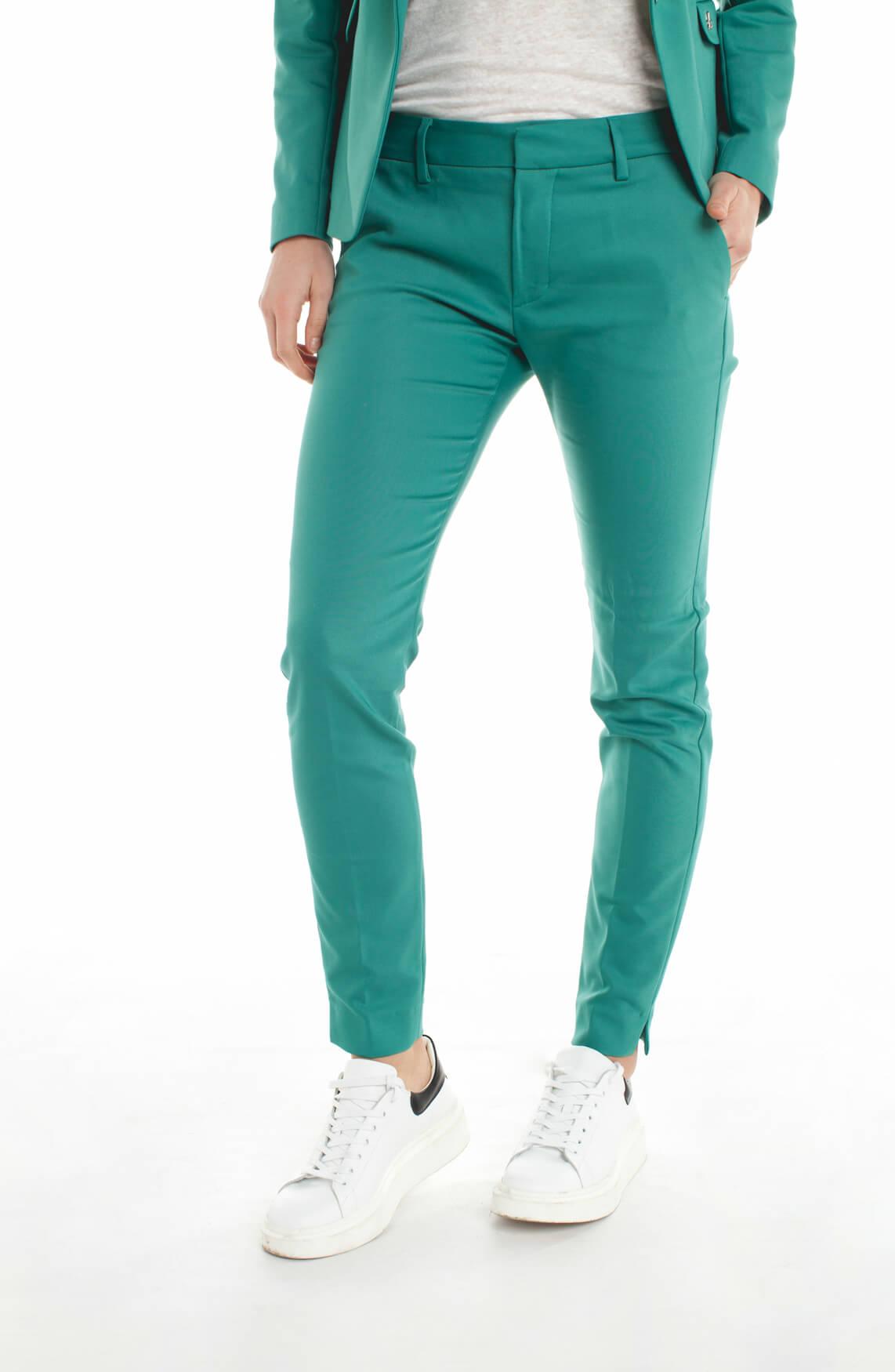Mos Mosh Dames Abbey Night pantalon groen