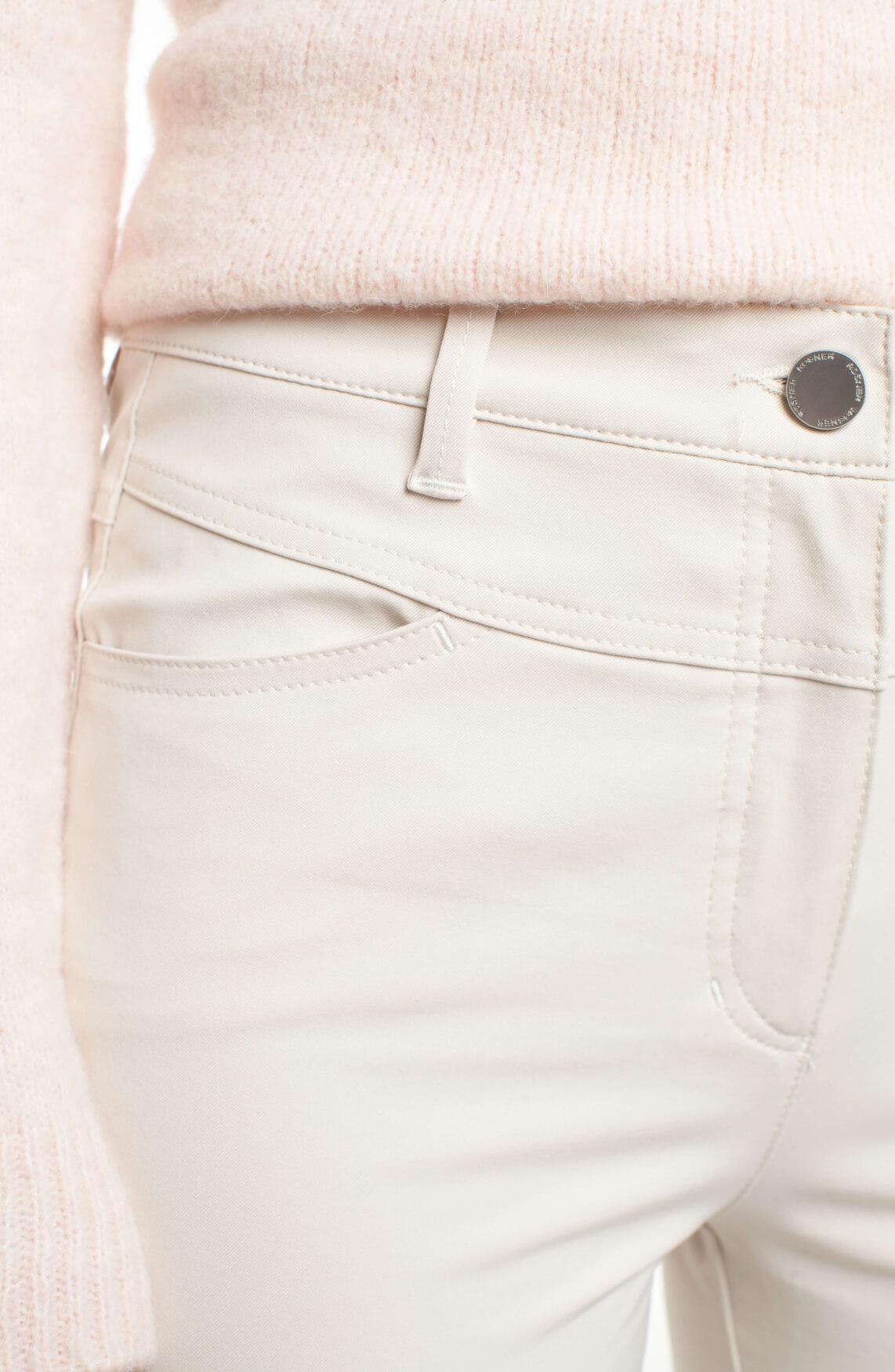 Rosner Dames Audrey bodyshaping pantalon Ecru
