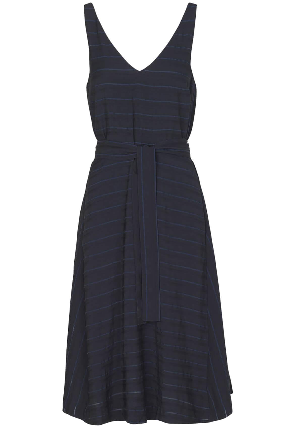 Samsoe Samsoe Dames Mati jurk Blauw