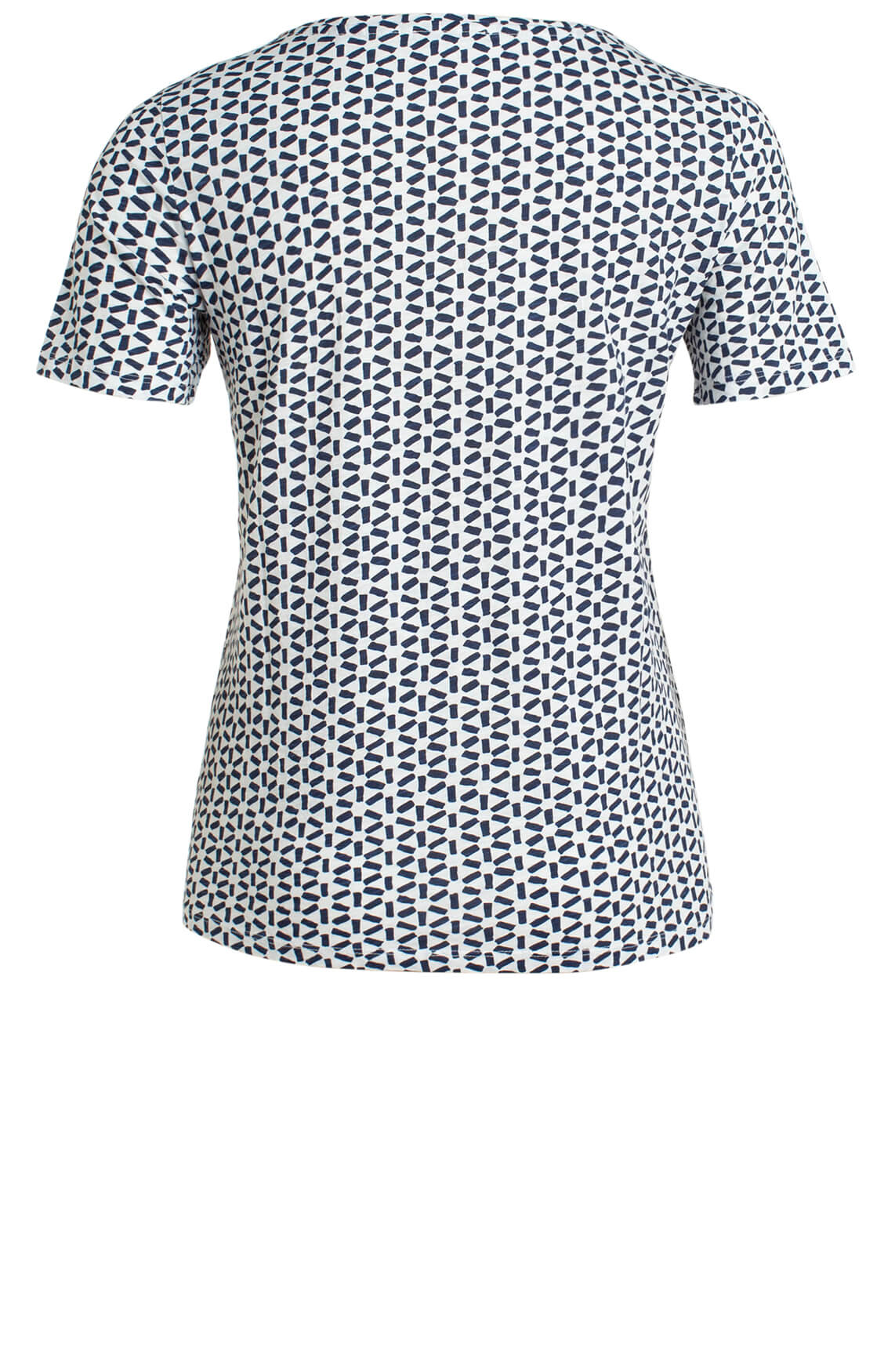 Marc O'Polo Dames Shirt met print wit