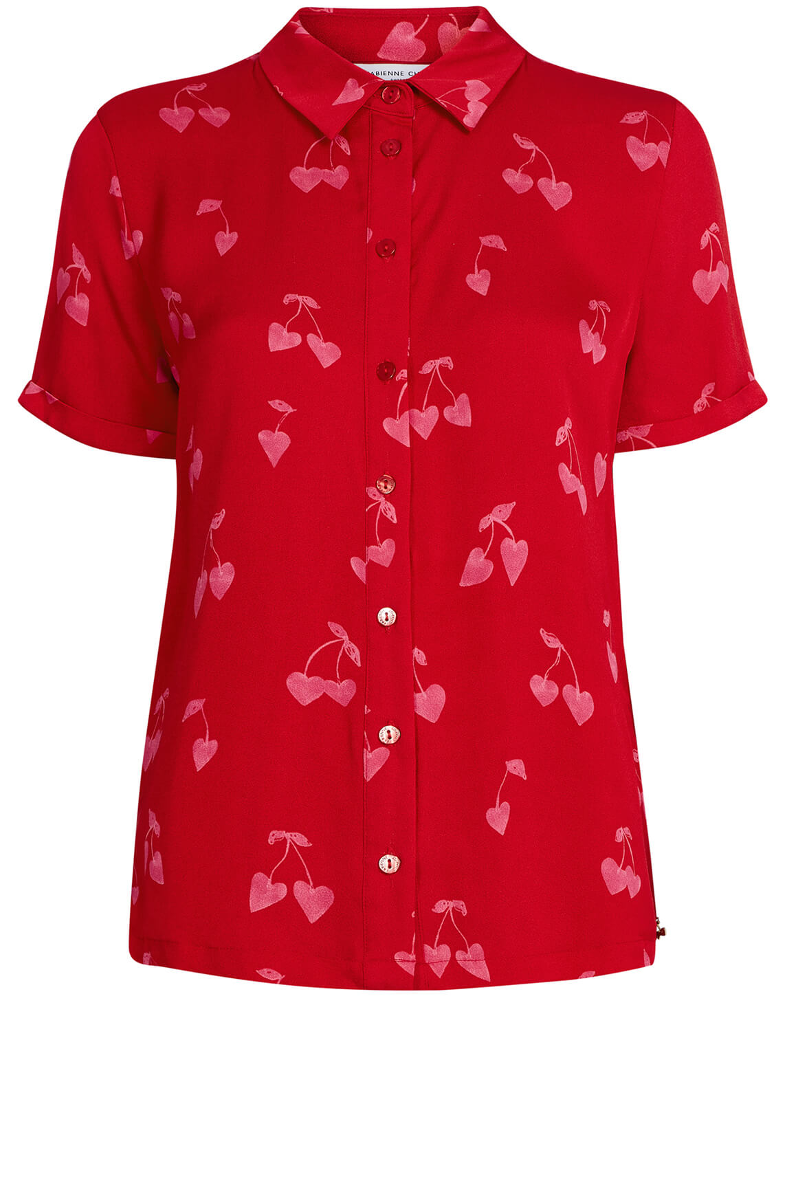 Fabienne Chapot Dames Enyo cherry blouse Rood