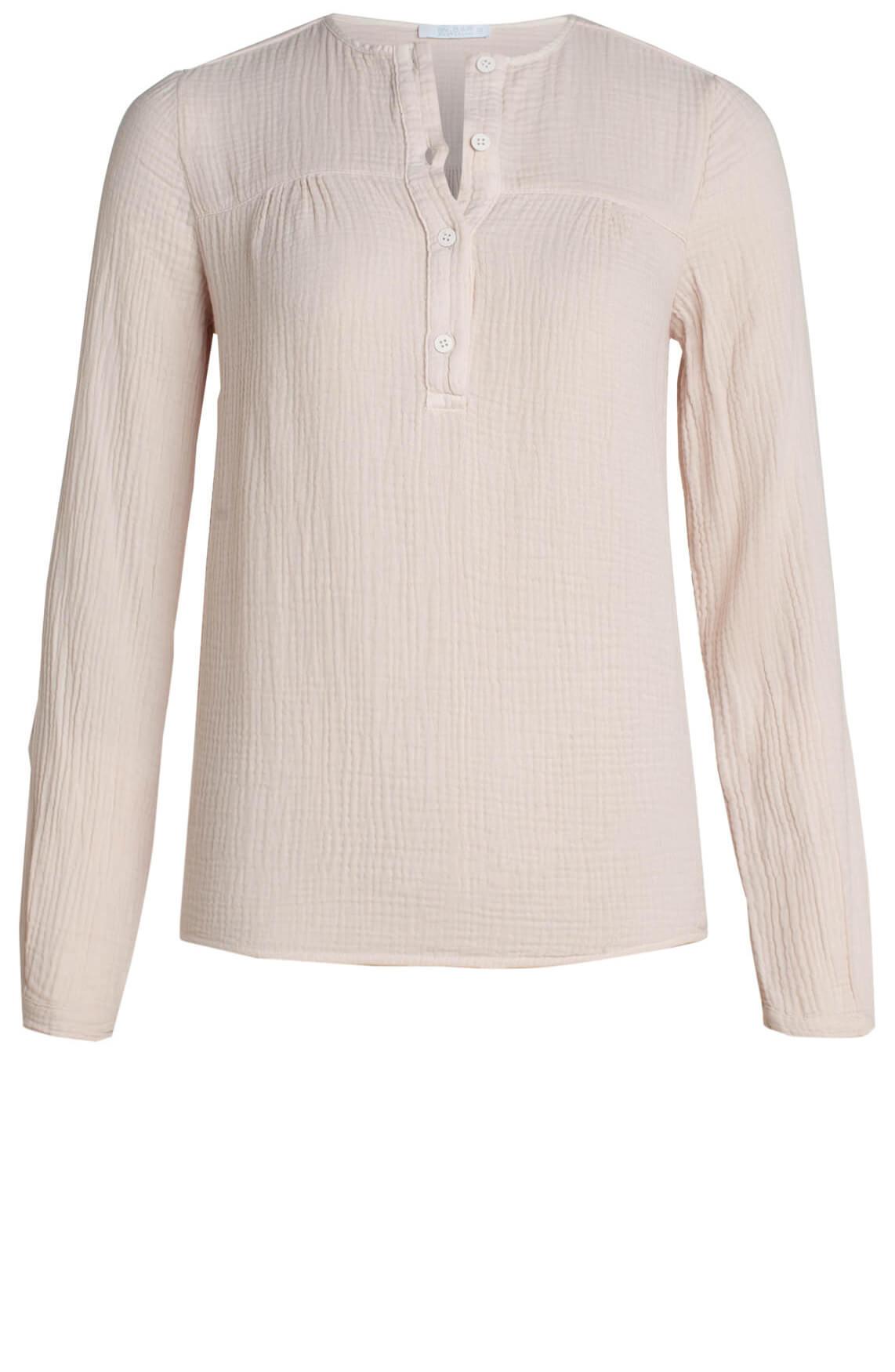 By-Bar Dames Doppia blouse roze