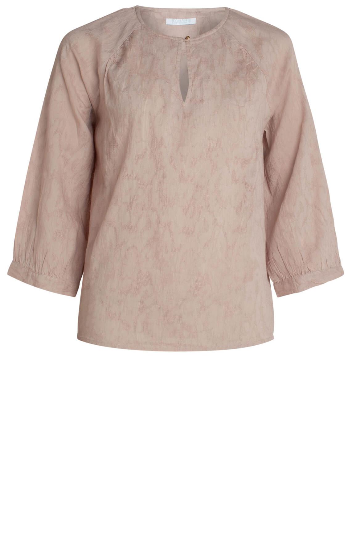 By-Bar Dames Eve blouse roze