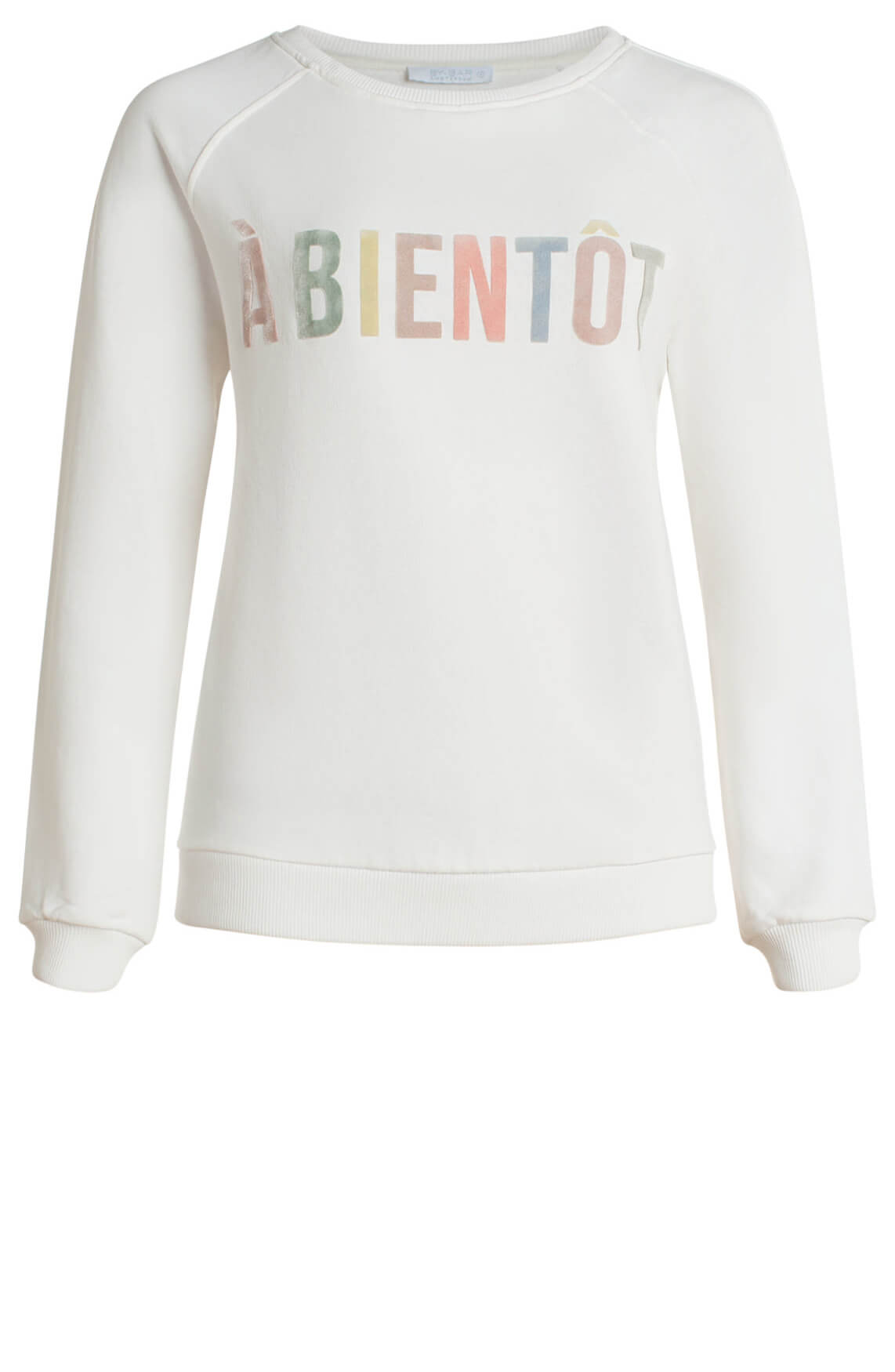 By-Bar Dames Jaimy sweater wit