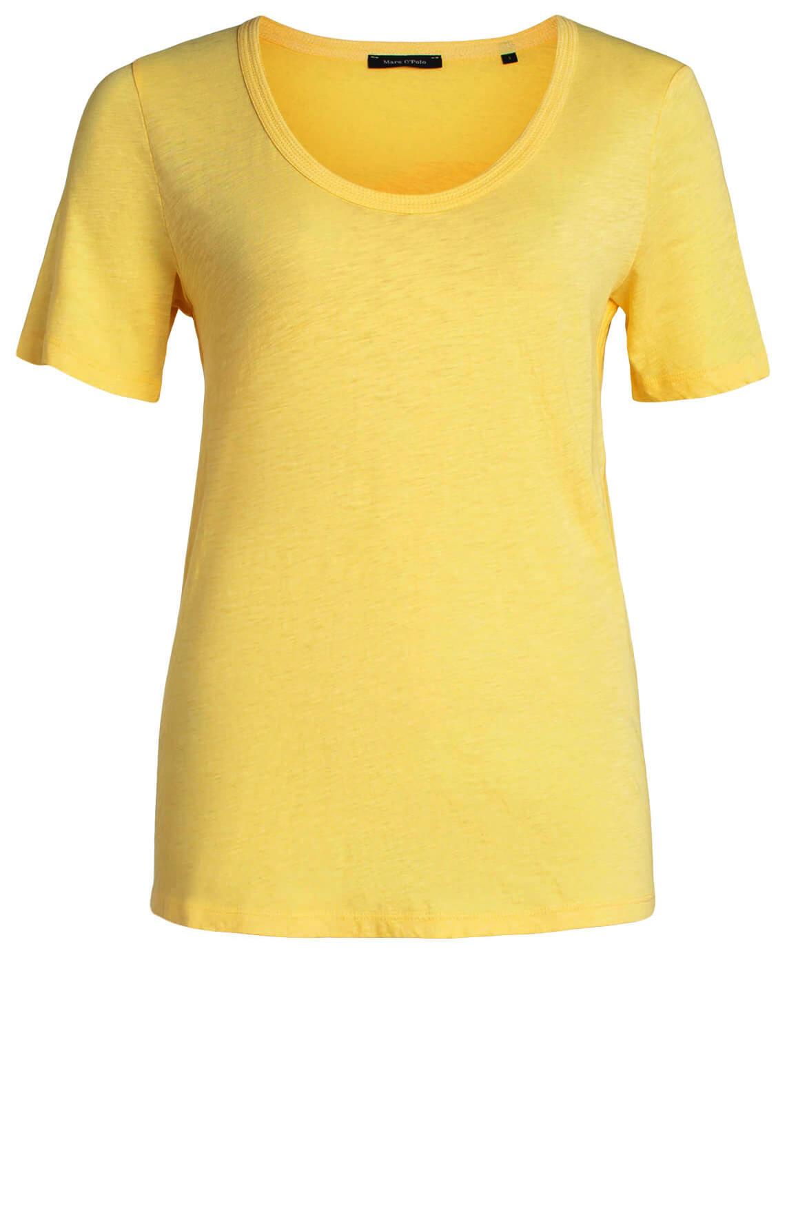 Marc O'Polo Dames Shirt geel