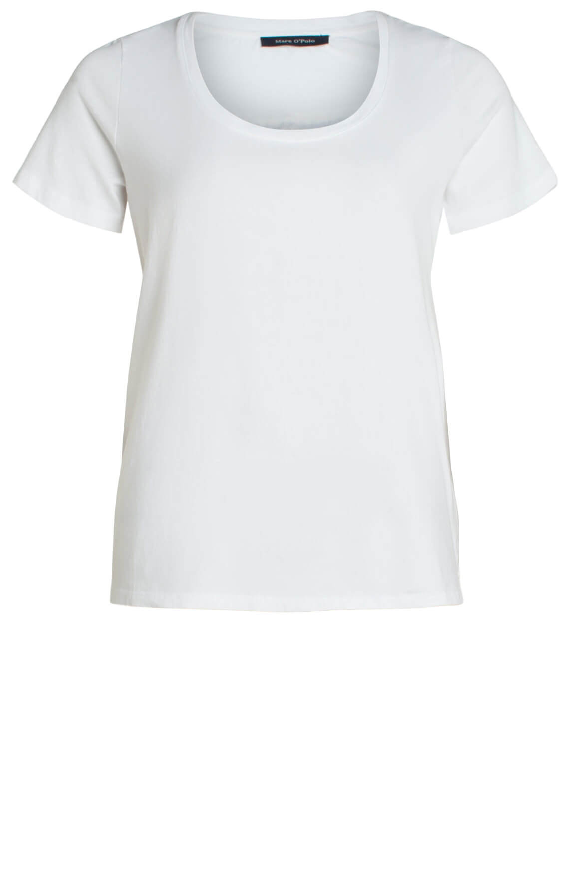 Marc O'Polo Dames Broderie shirt wit