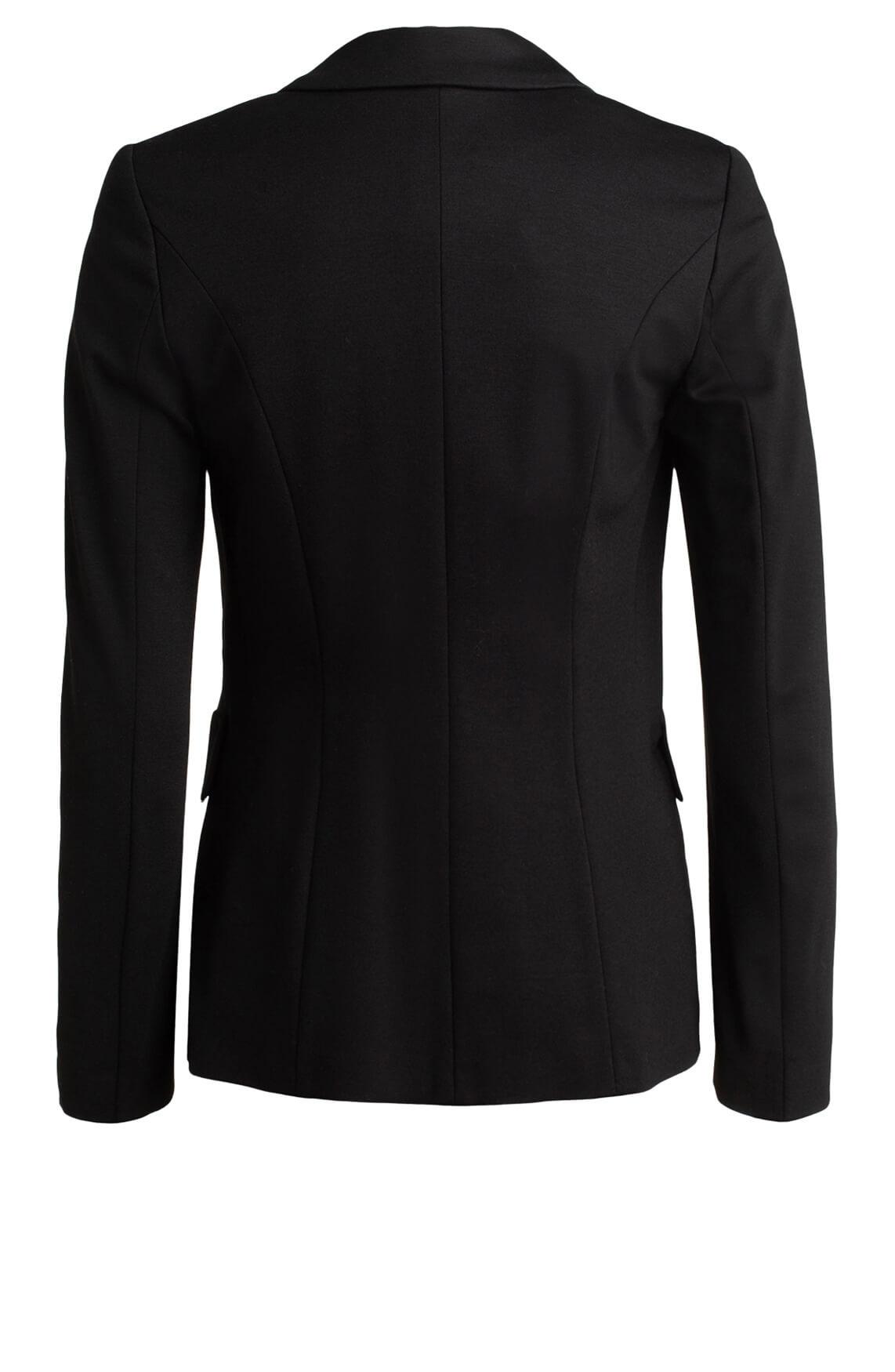 Marccain Sports Dames Klassieke blazer zwart