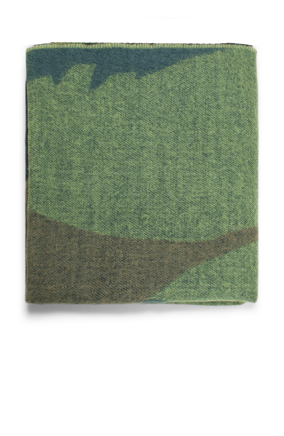 Codello Dames Shawl groen