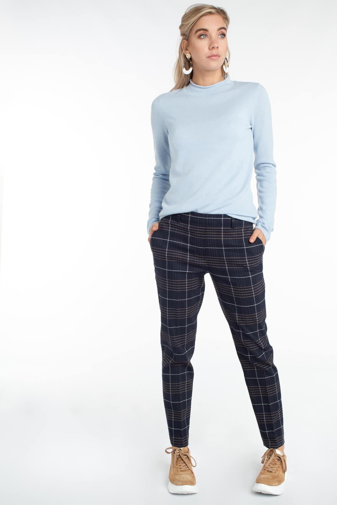 Marc O'Polo Dames Jogpantalon Blauw