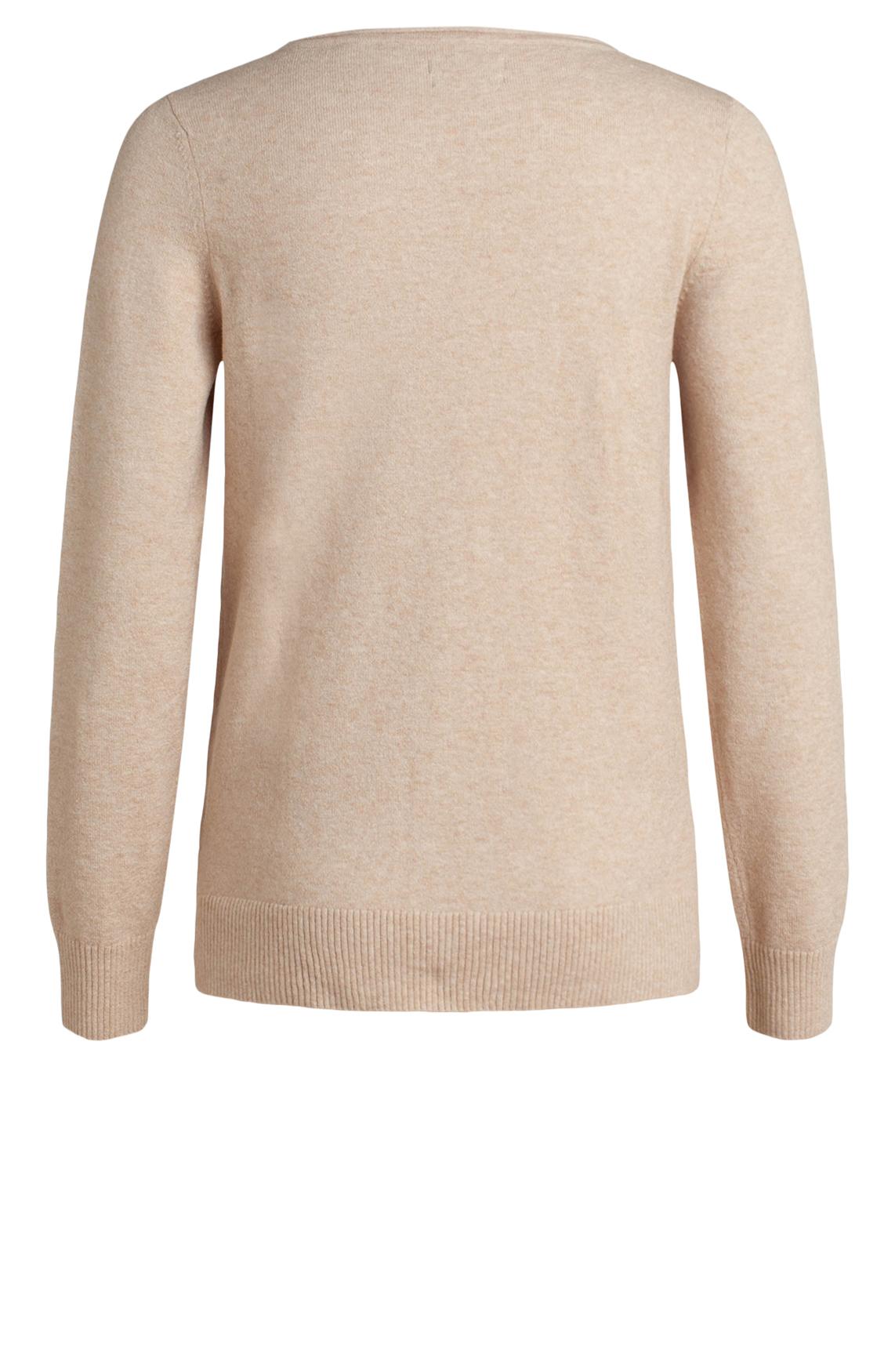 Marc O'Polo Dames Gebreide pullover Bruin