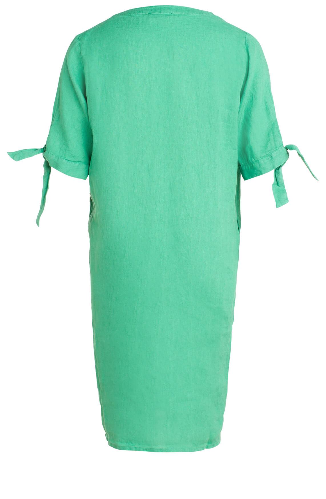 Anna Dames Linnen jurk 0