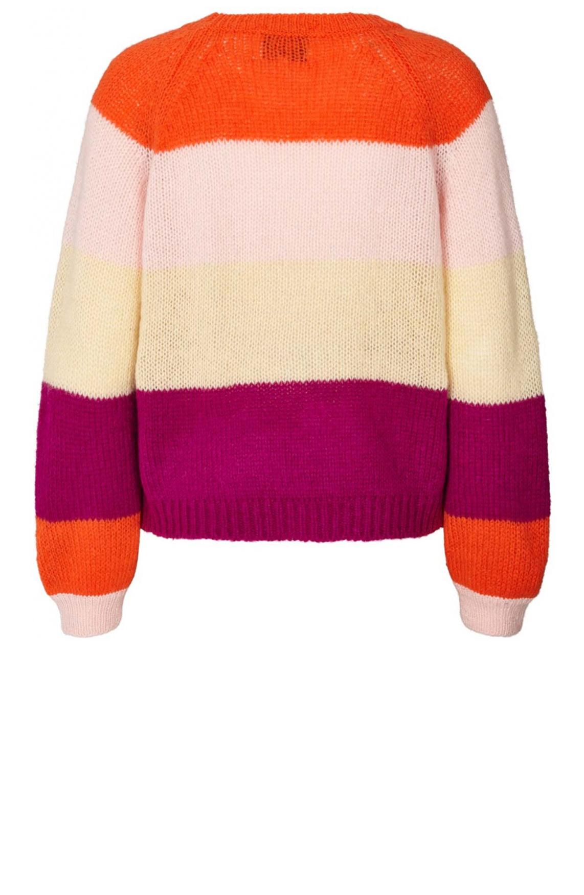 Lollys Laundry Dames Lana Jumper pullover Oranje