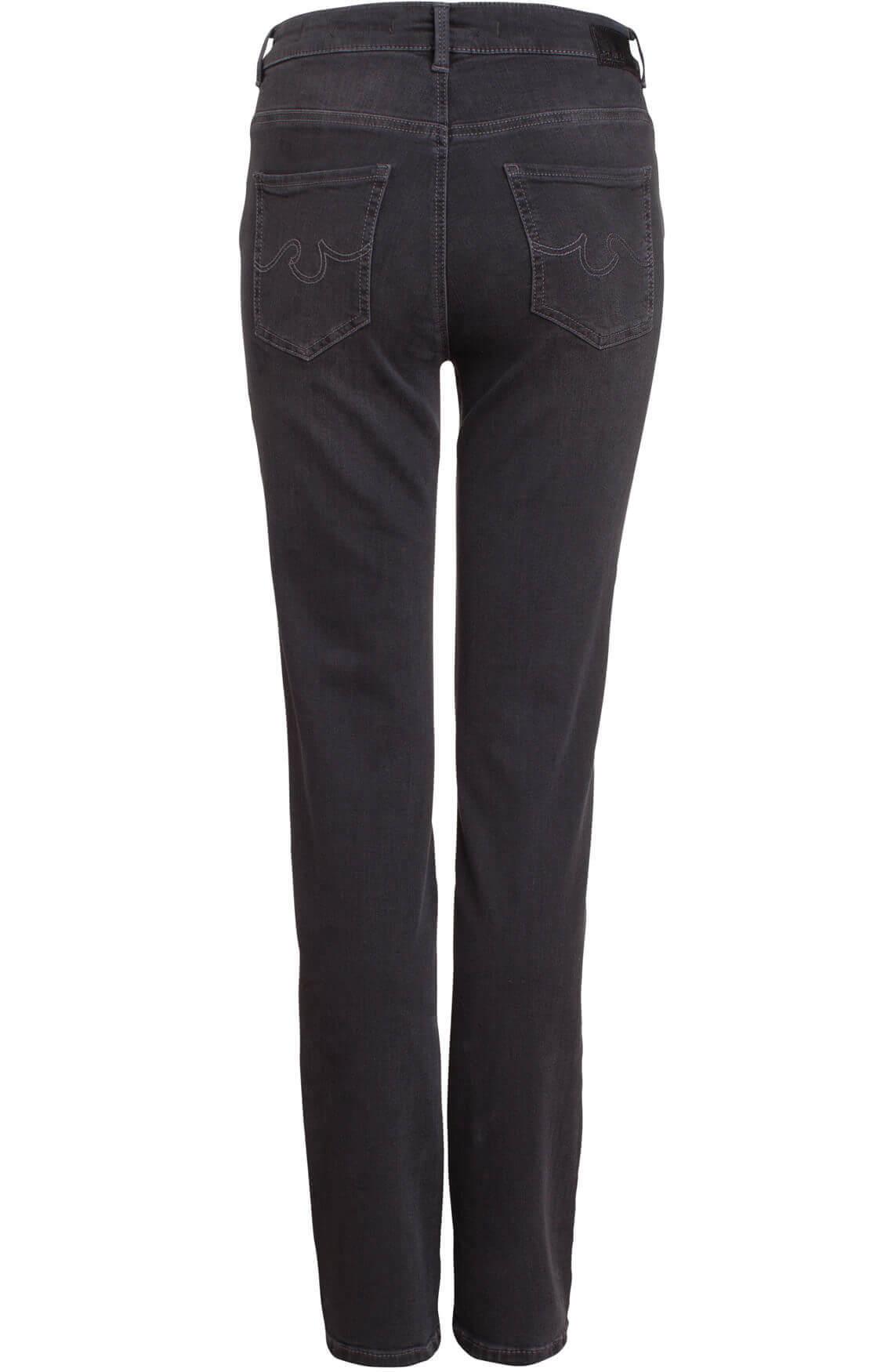 Rosner Dames Audrey high waist jeans Grijs
