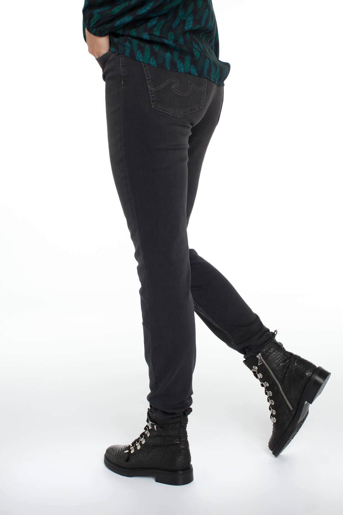Rosner Dames Audrey high waist jeans zwart