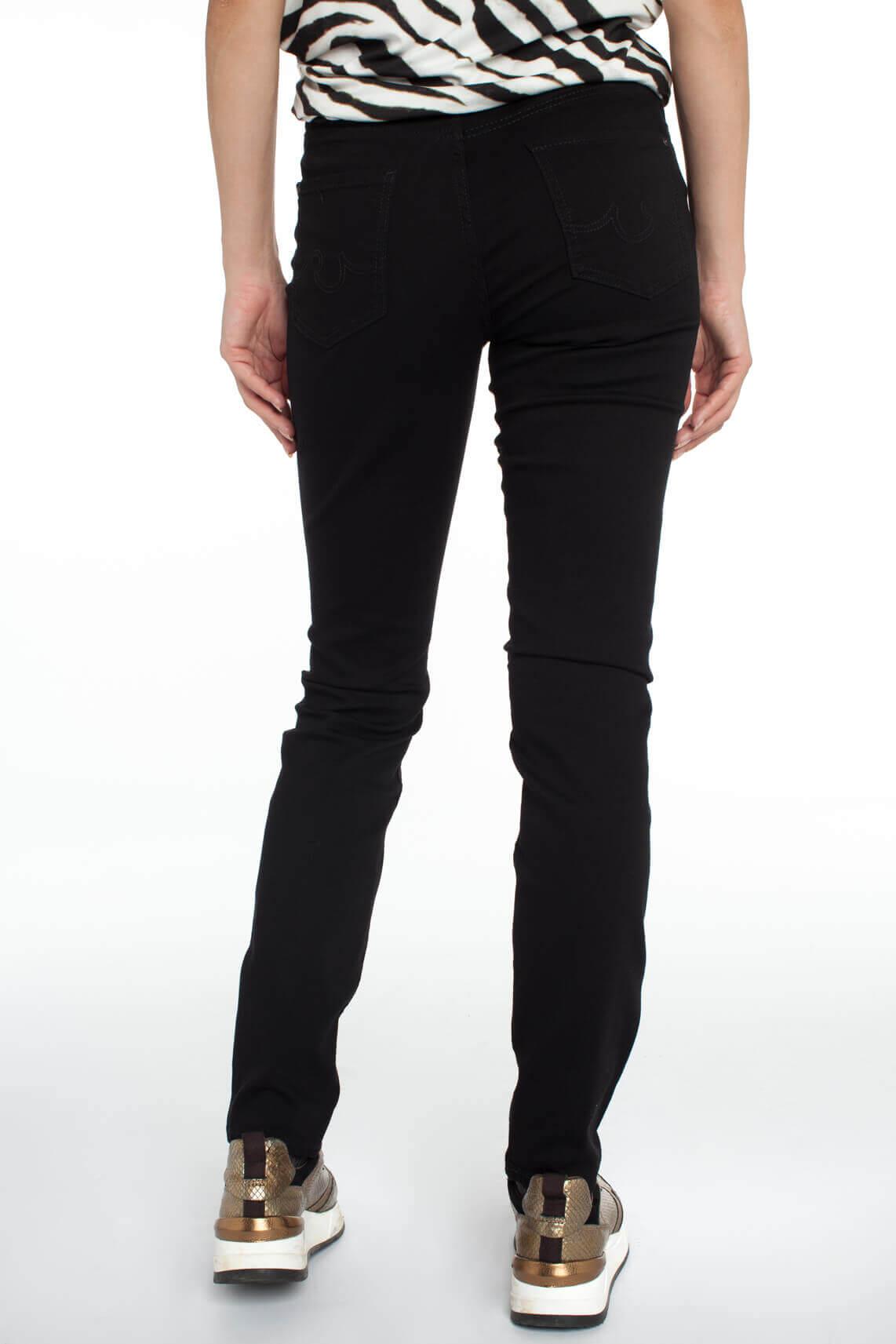 Rosner Dames L32 Audrey high waist jeans zwart zwart