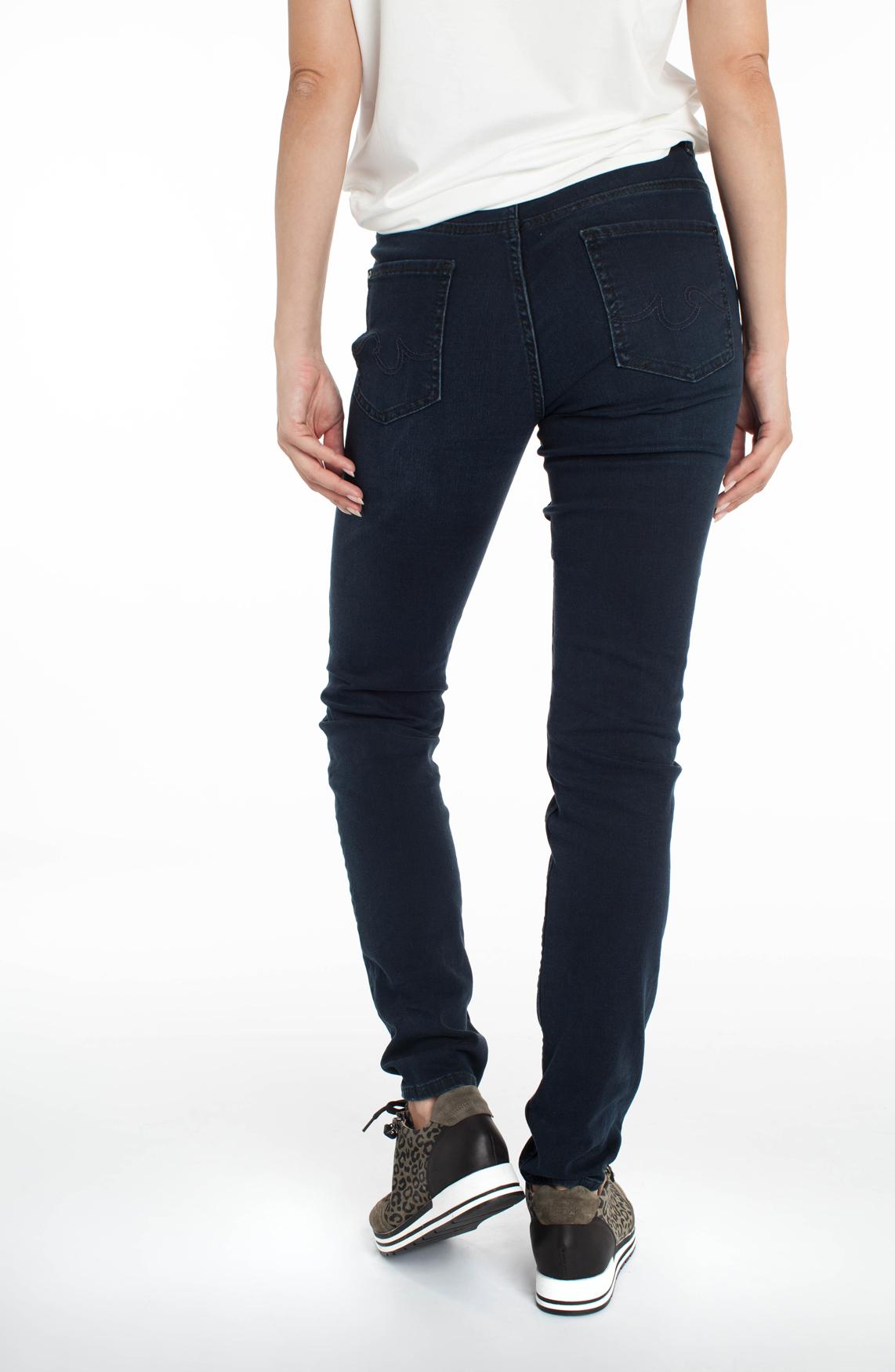 Rosner Dames L34 Audrey high waist jeans Blauw