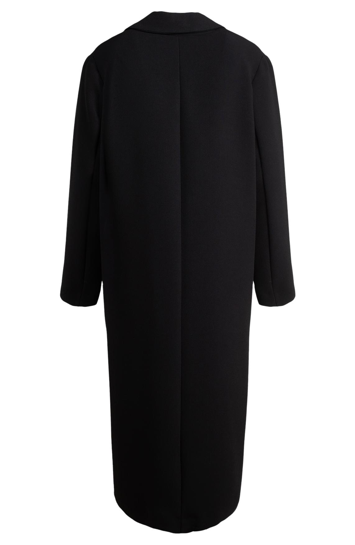 Kocca Dames Dimity mantel zwart