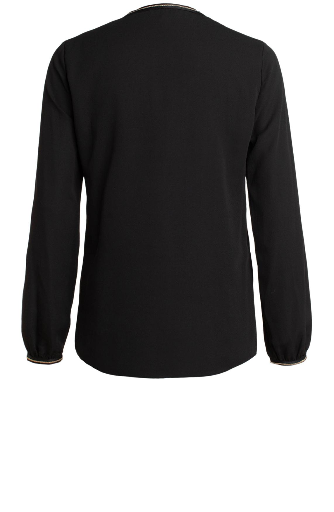 Kocca Dames Betsey blouse zwart