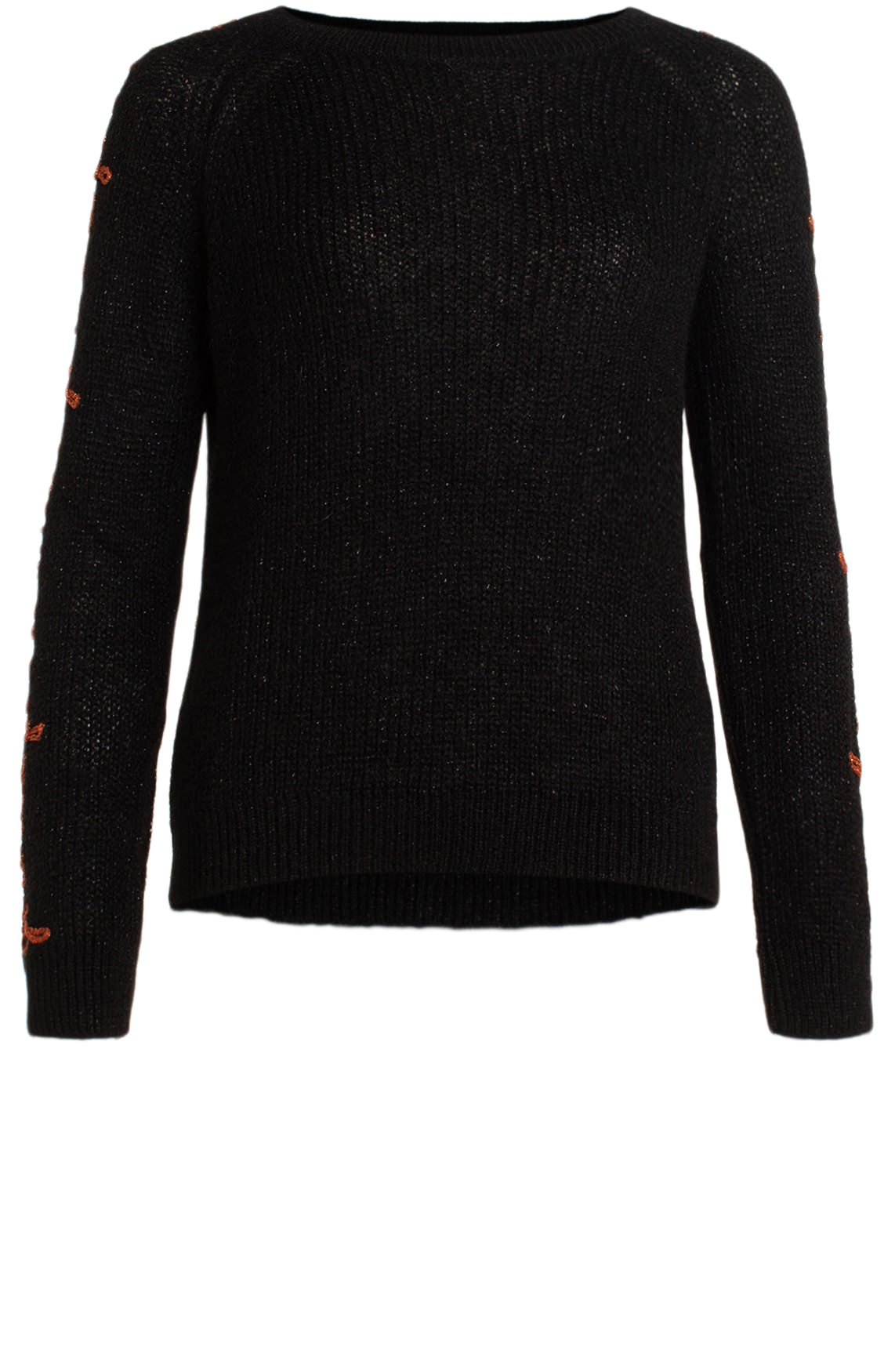 Kocca Dames Majorca pullover zwart