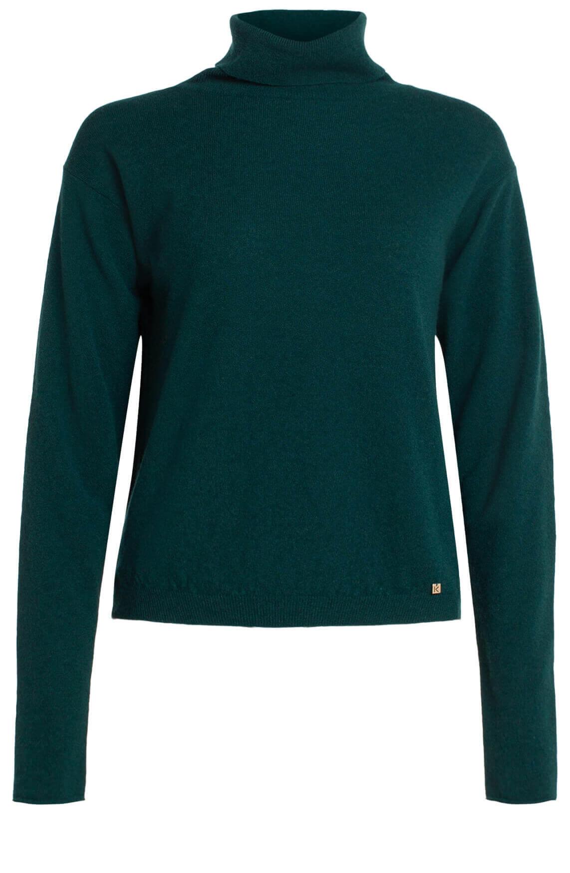 Kocca Dames Edible pullover groen