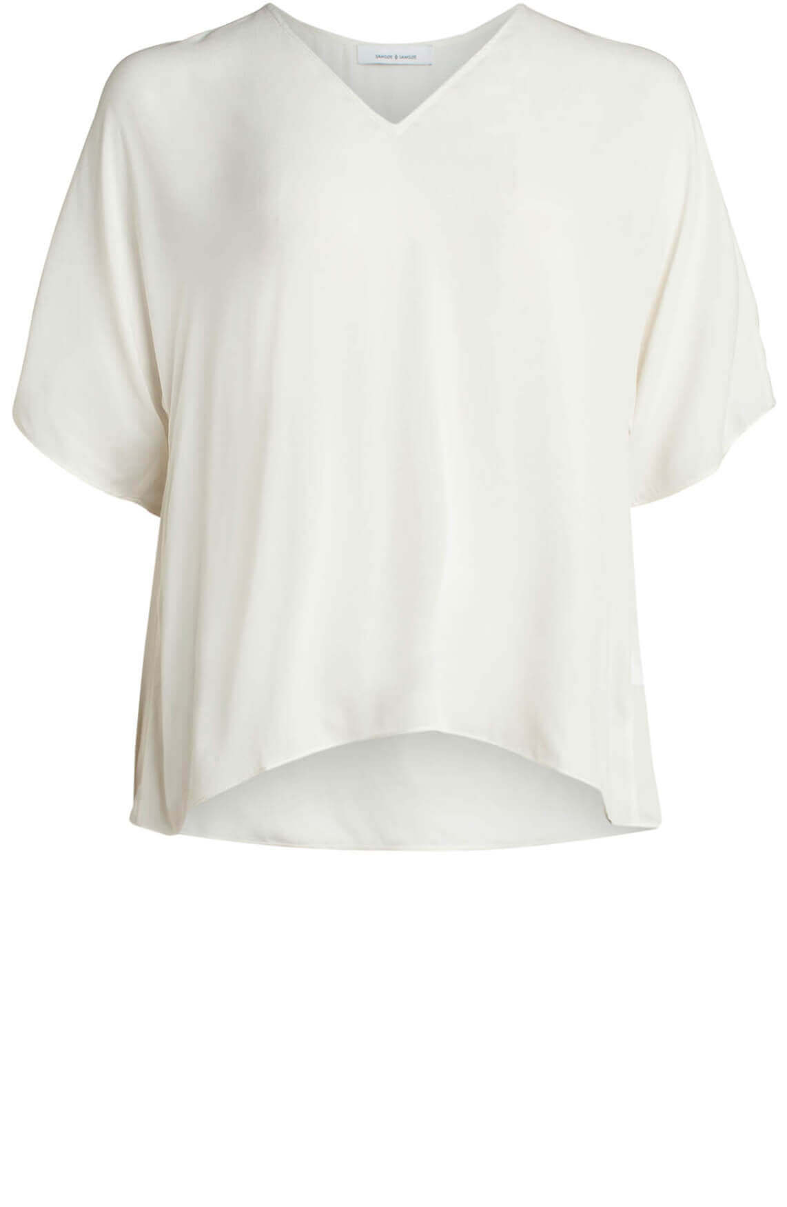 Samsoe Samsoe Dames Joy blouse Ecru