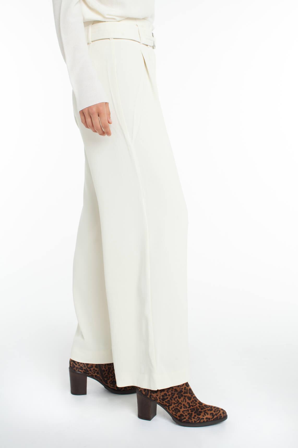 Samsoe Samsoe Dames Mella pantalon wit