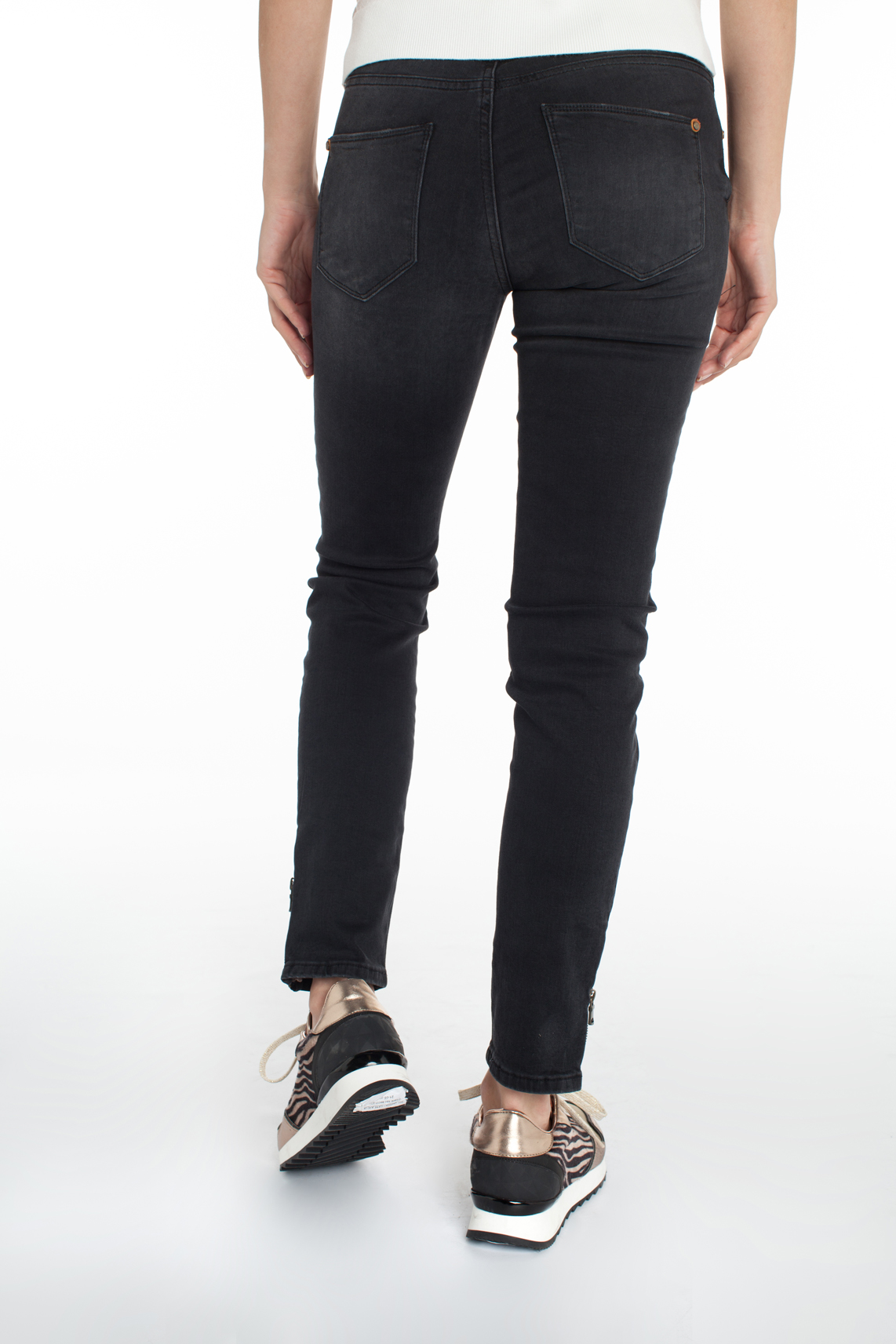 Mos Mosh Dames Victoria jeans Blauw