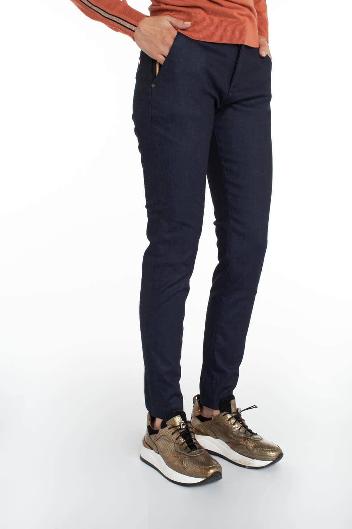 Mos Mosh Dames Gallery pantalon Blauw
