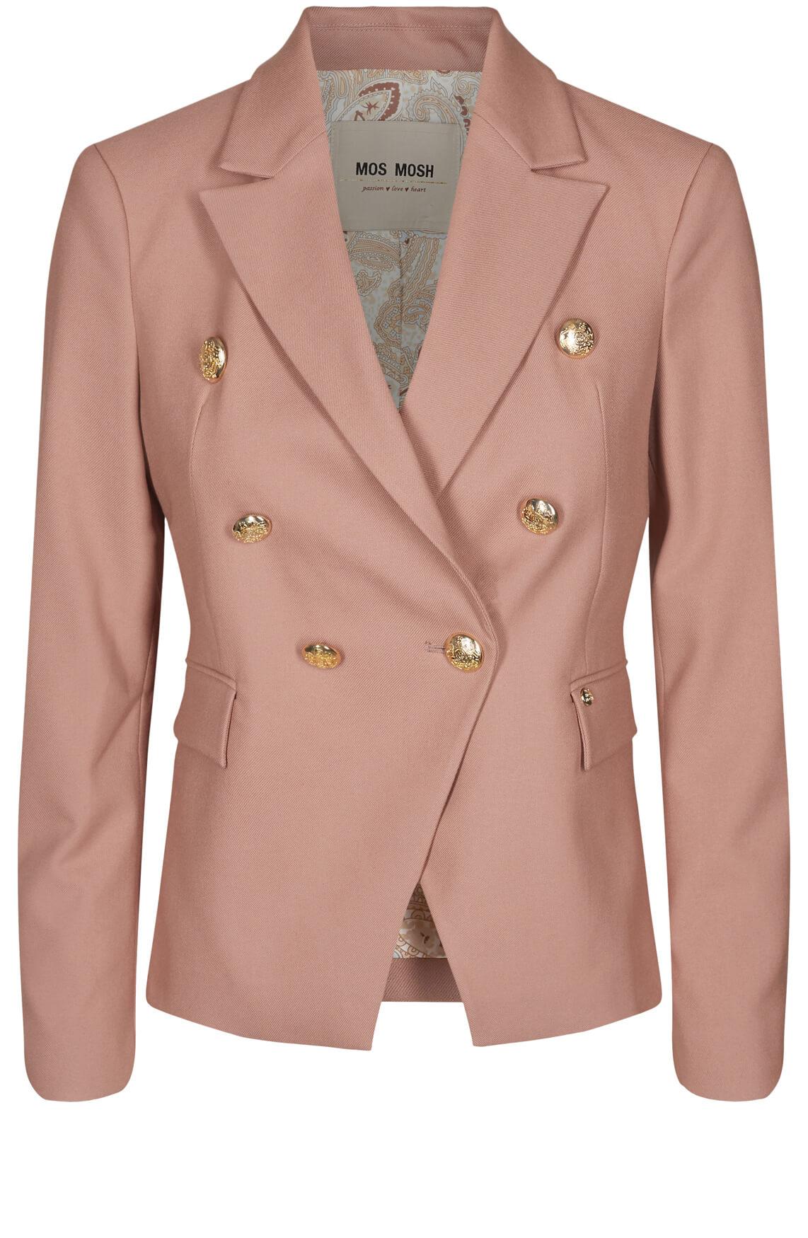 Mos Mosh Dames Beliz twiggy blazer roze