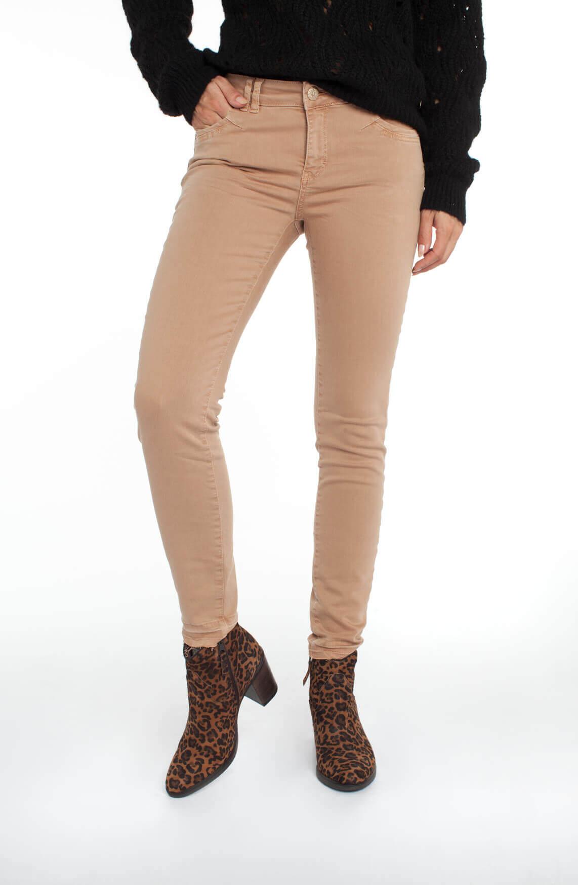 Mos Mosh Dames Sumner jeans Bruin