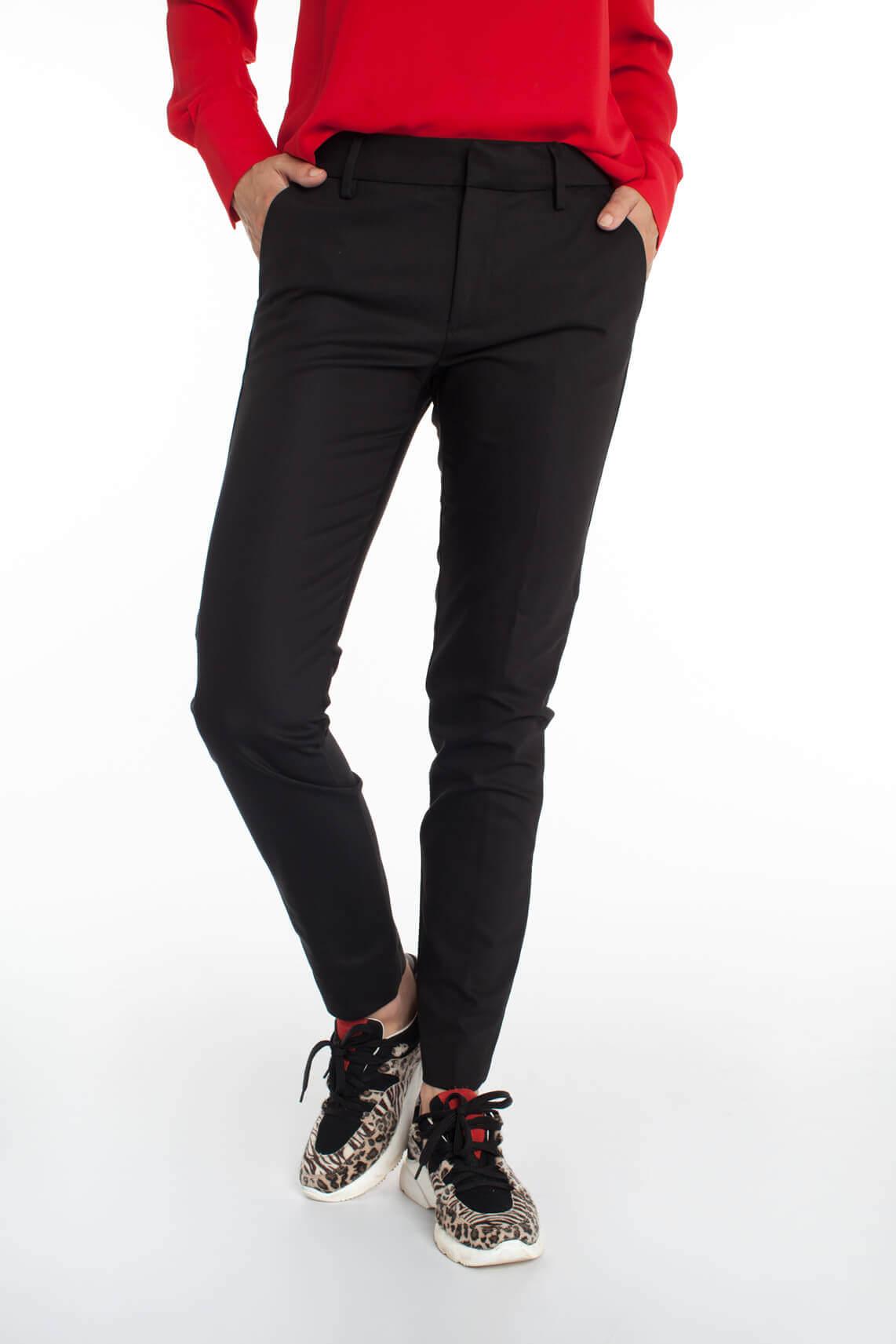 Mos Mosh Dames Abbey pantalon zwart